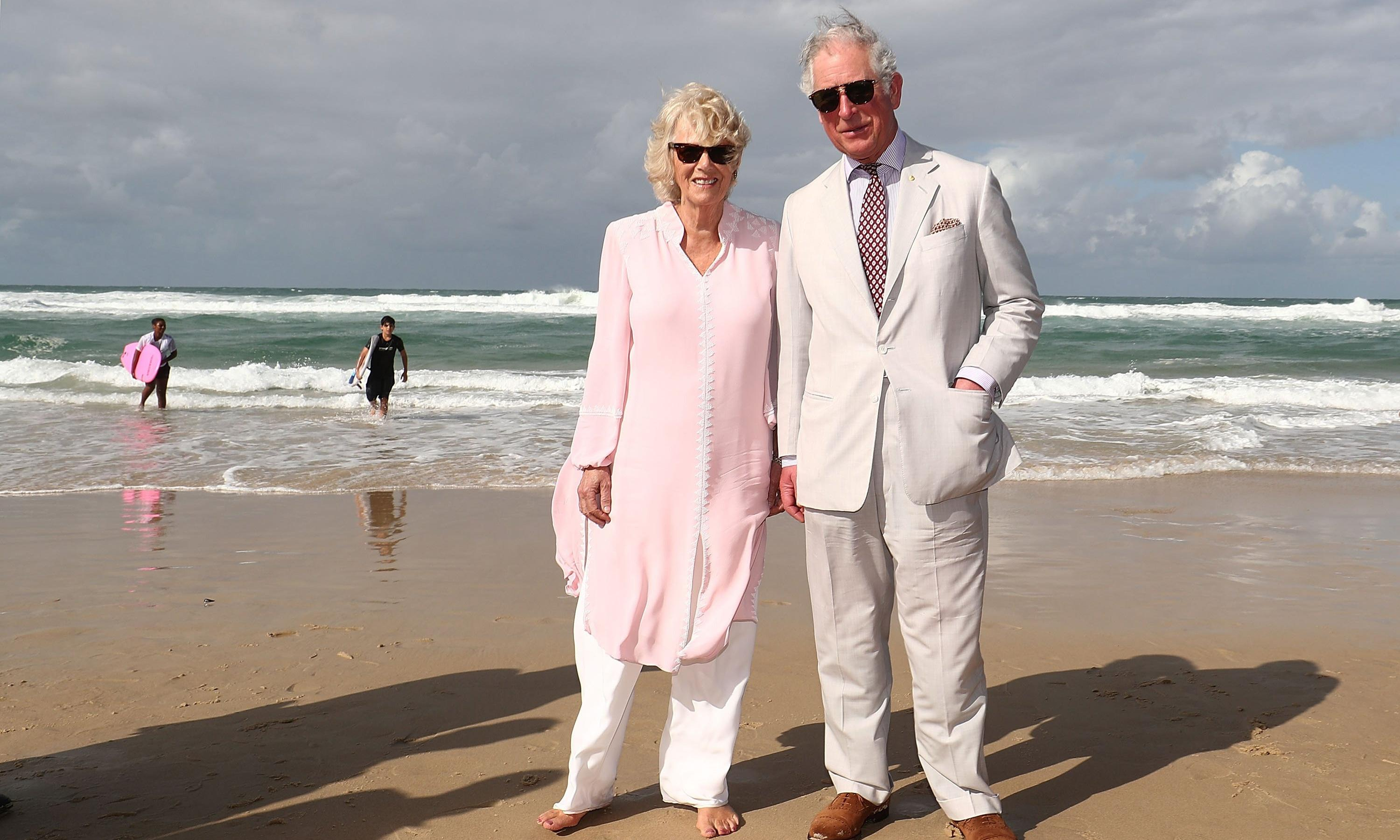 Twelve-year-old trunks: how to make your clothes last as long as Prince Charles's swimwear