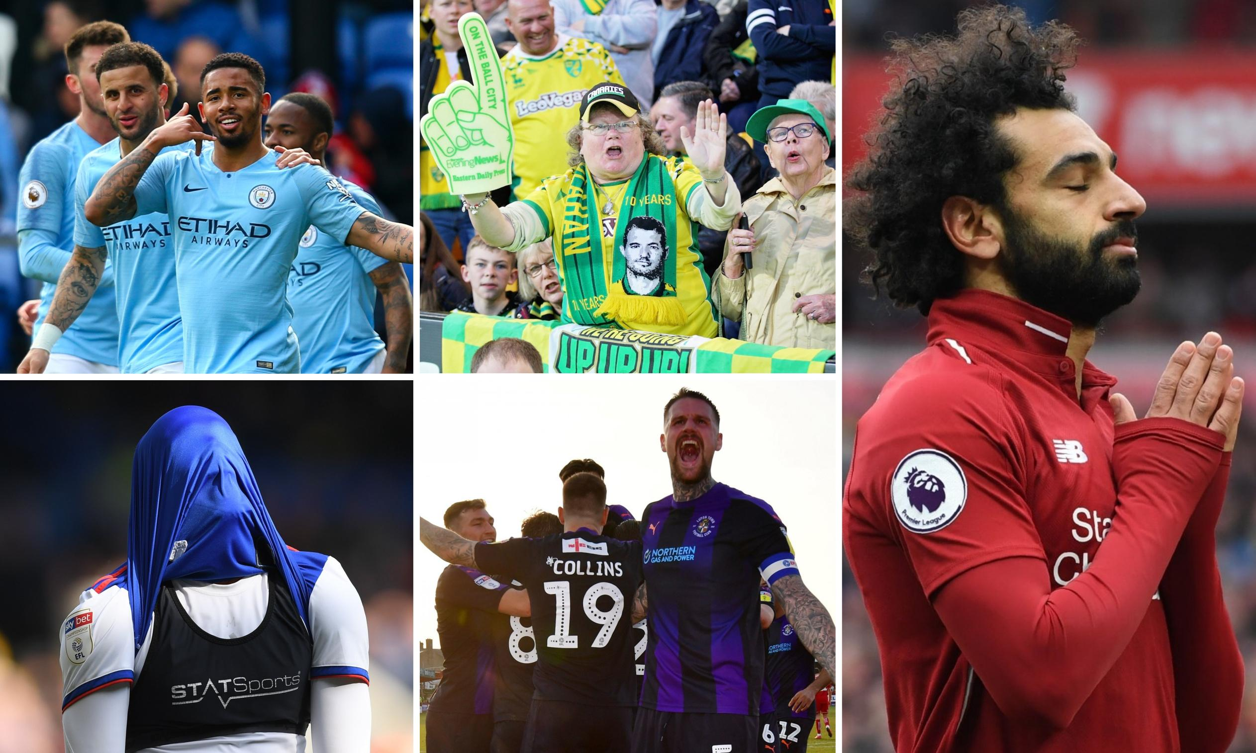 Title race, top four, promotion and relegation – what's still at stake?