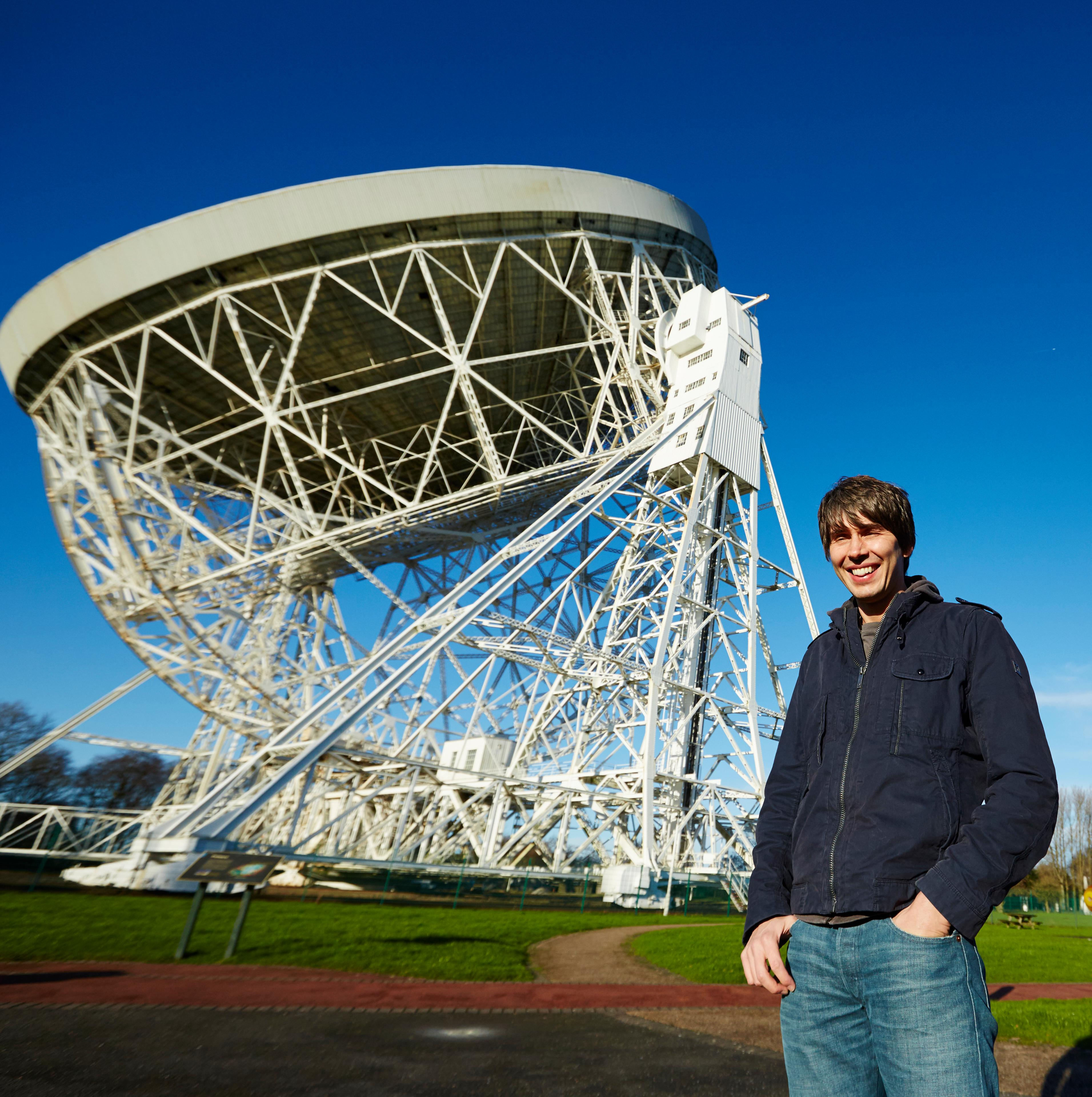 Brian Cox's top 10 science day trips