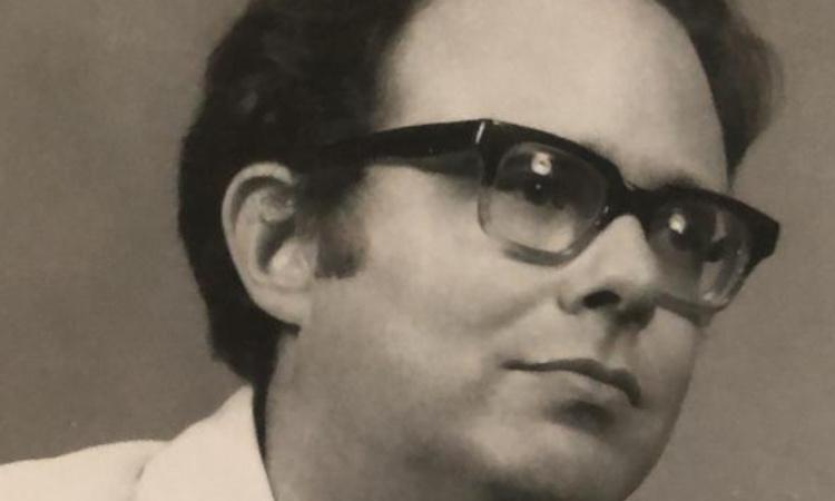 Robin Horton obituary