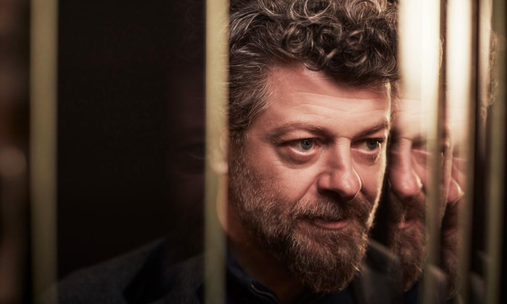 Andy Serkis … 'I love seeing a story through.'