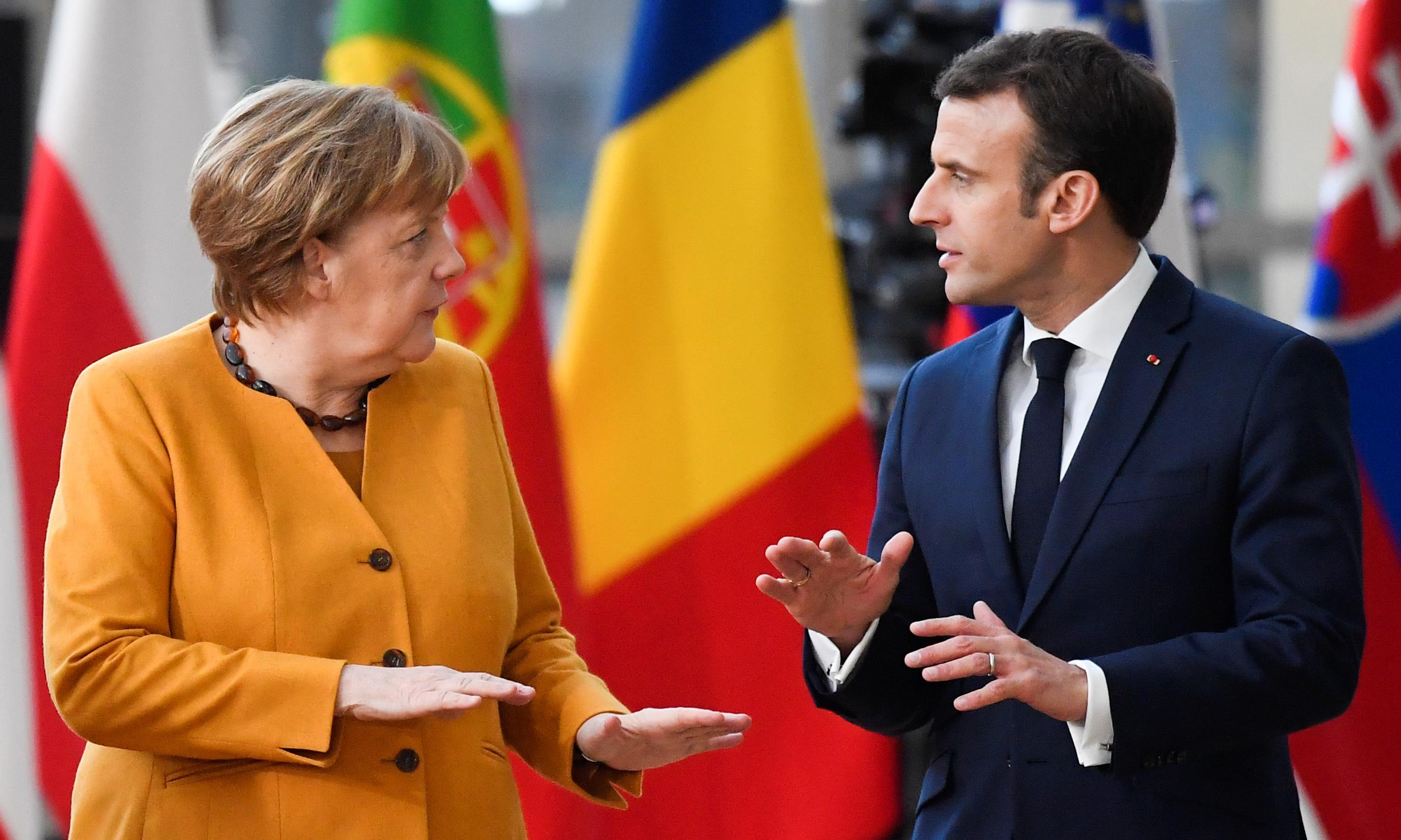 The Franco-German tussle at the heart of who will lead the EU