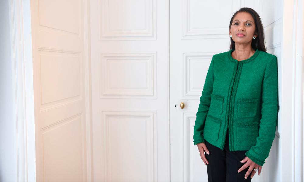 Gina Miller only has four hours sleep a night.