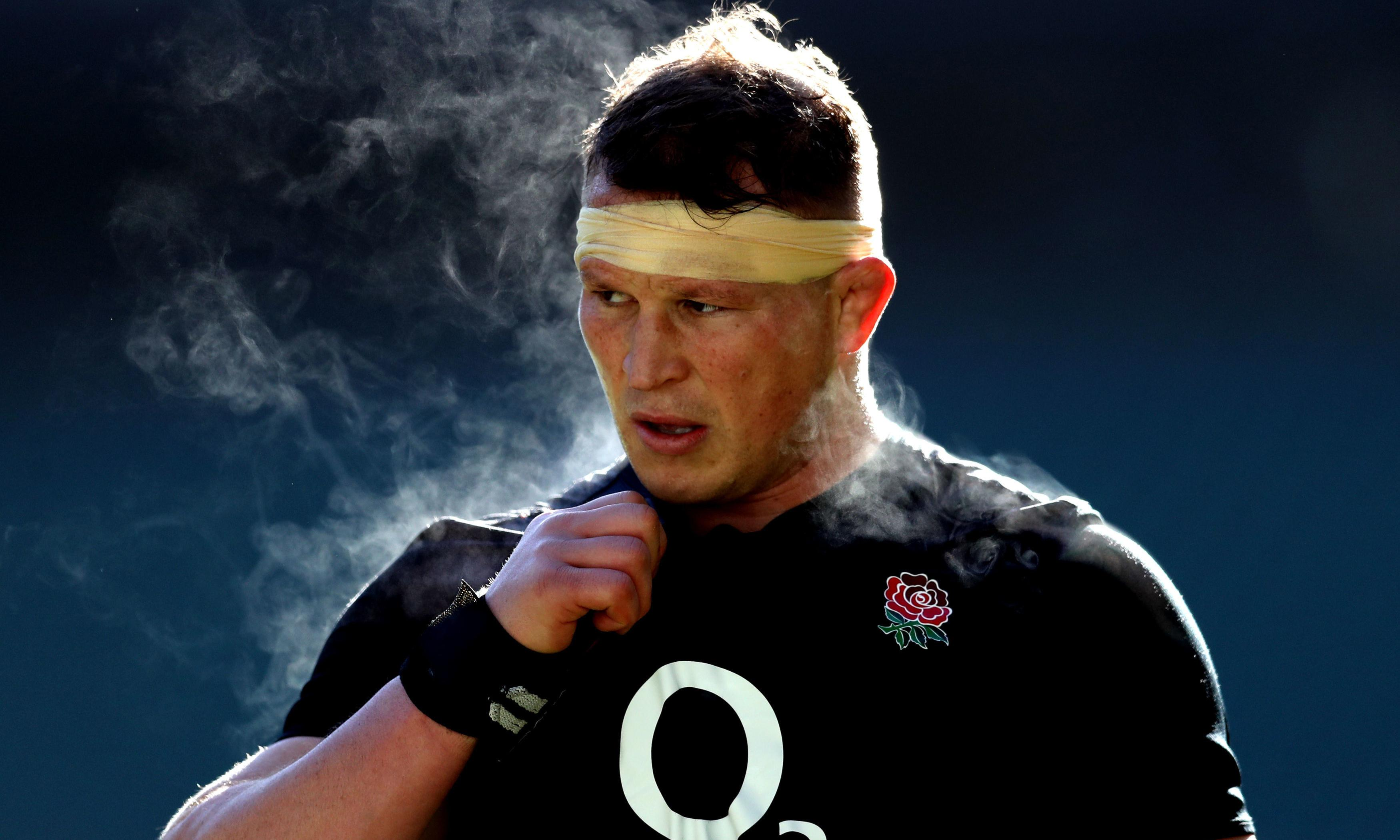 England Rugby World Cup training squad: Hartley, Robshaw and Care out