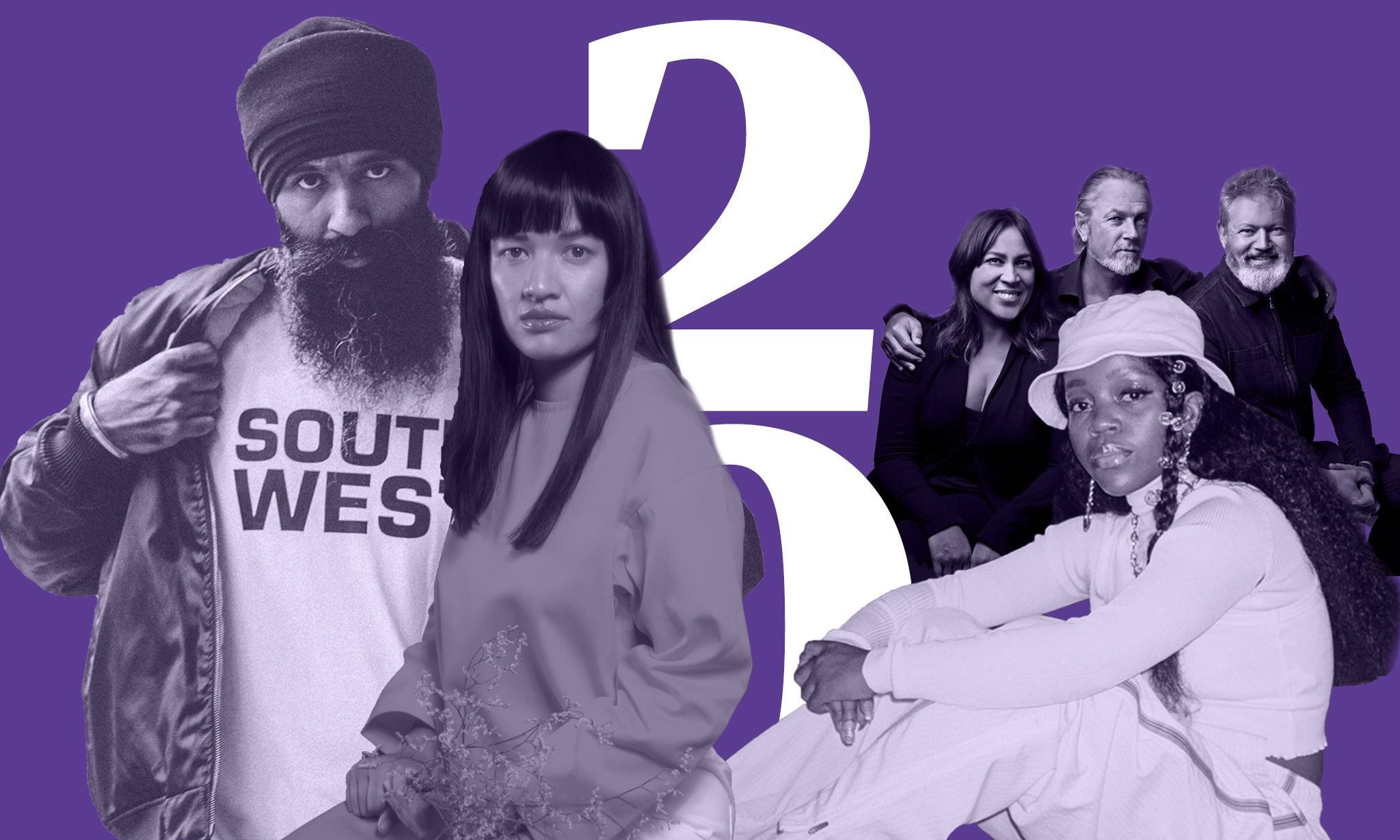 L-FRESH the LION, Tones and I, Tkay Maidza: the best Australian music for September