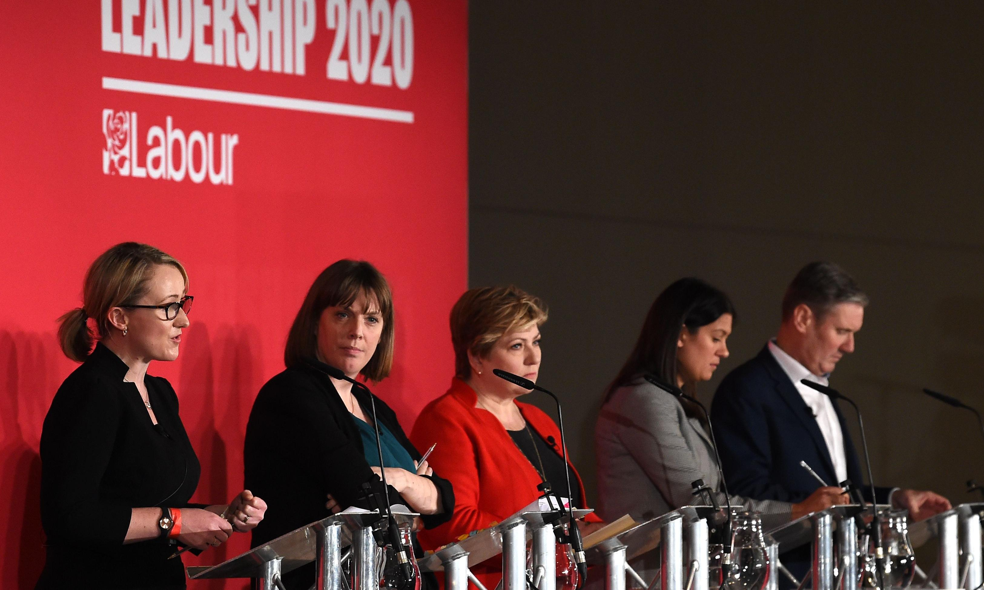 Rebecca Long-Bailey: we must become 'salespeople for socialism'