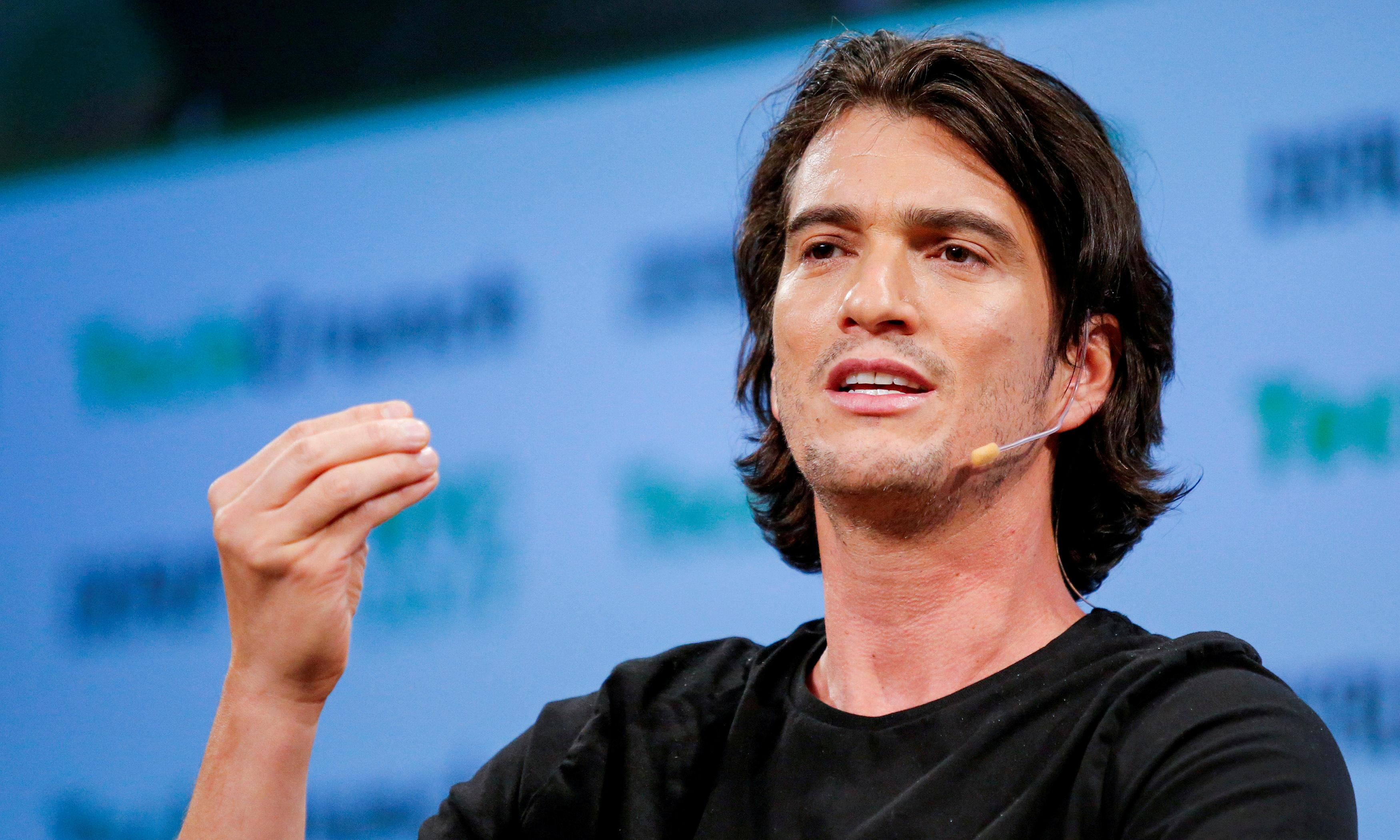 'A giant question mark': can WeWork's Adam Neumann reassure investors?