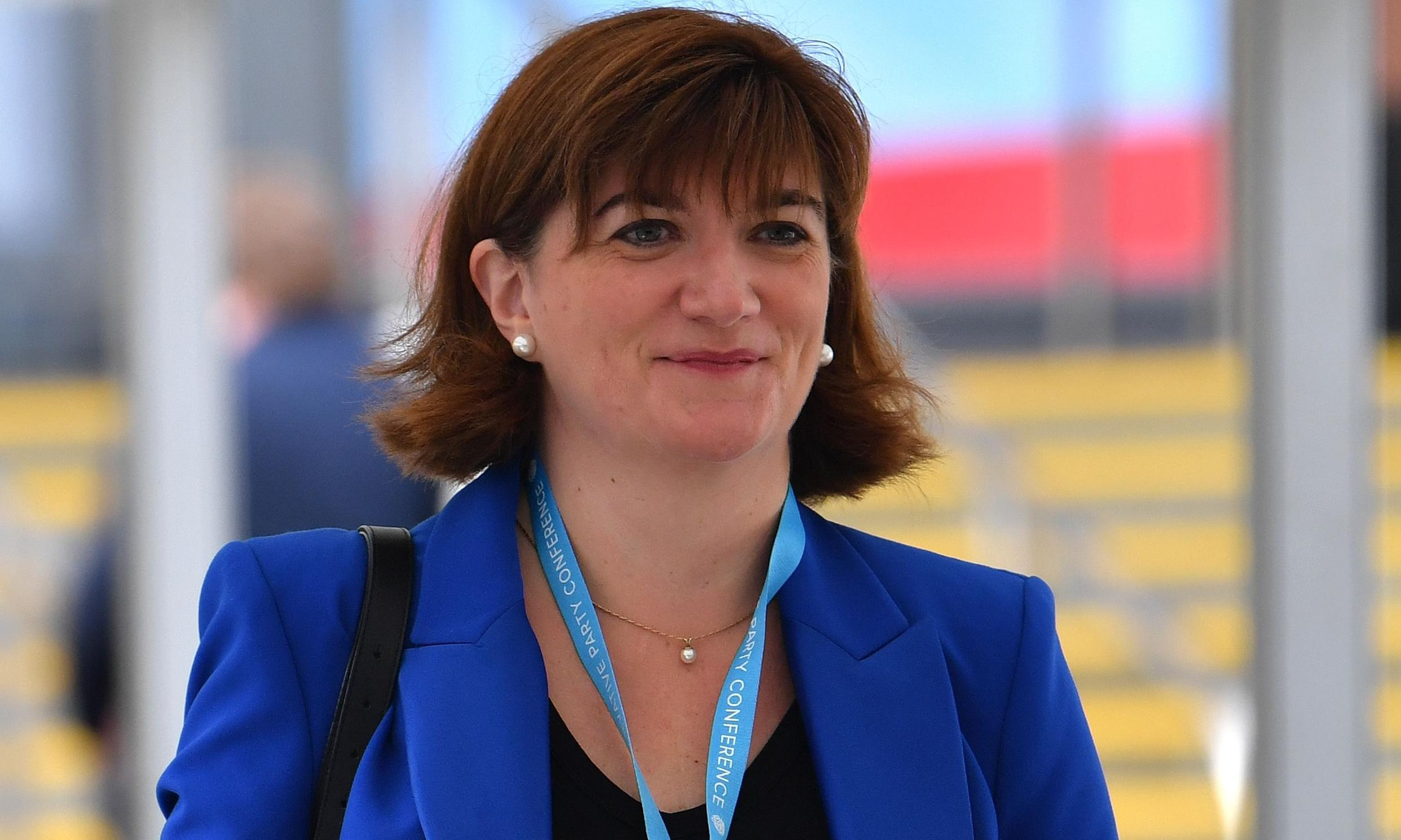 Nicky Morgan open to replacing BBC licence fee with Netflix-style subscription