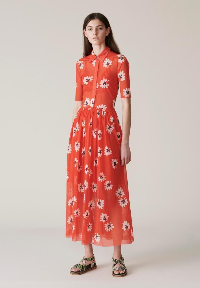 Ganni dress, £180