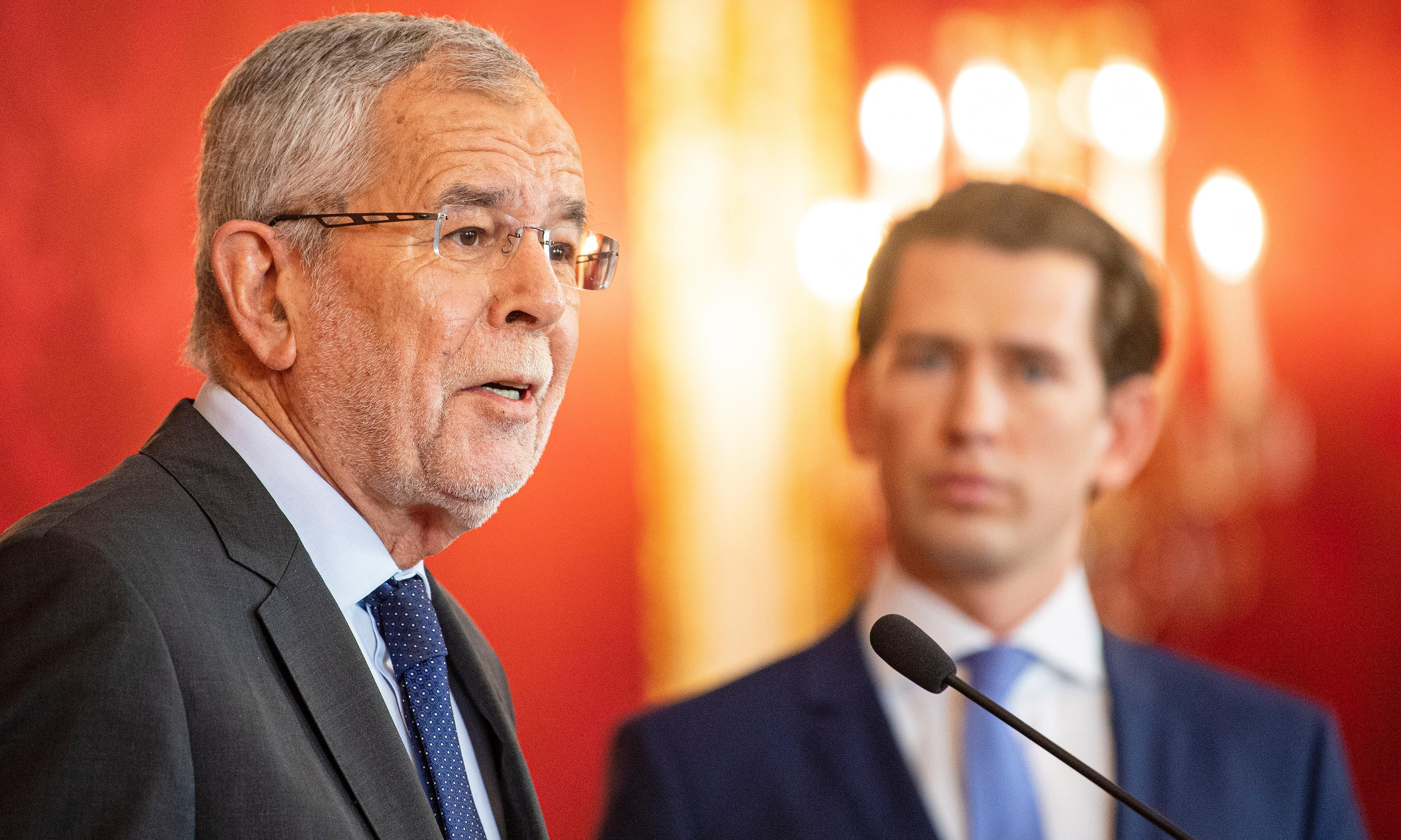 Austria prepares for fresh elections after Ibiza video scandal