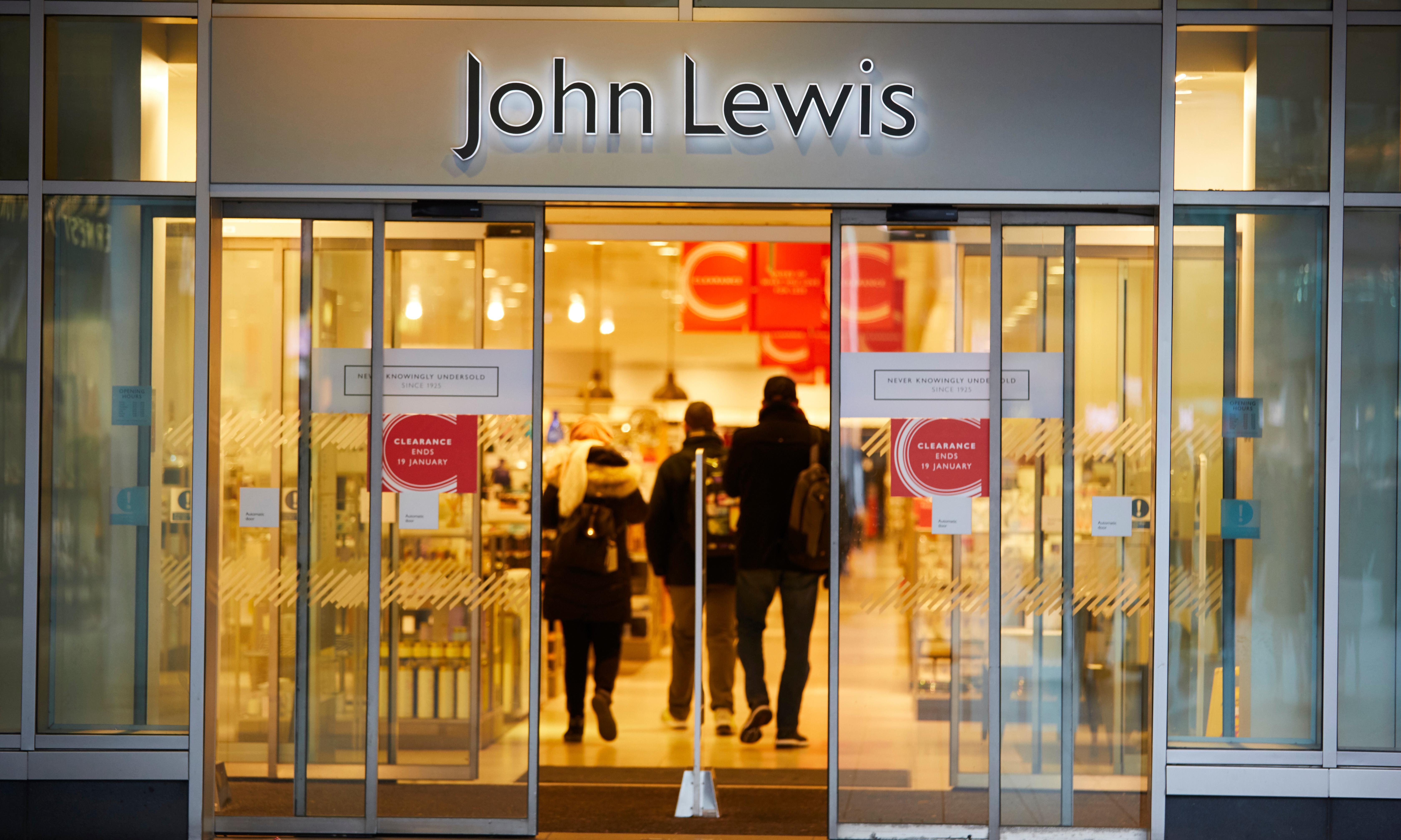Does John Lewis warning of closures mean department stores are doomed?