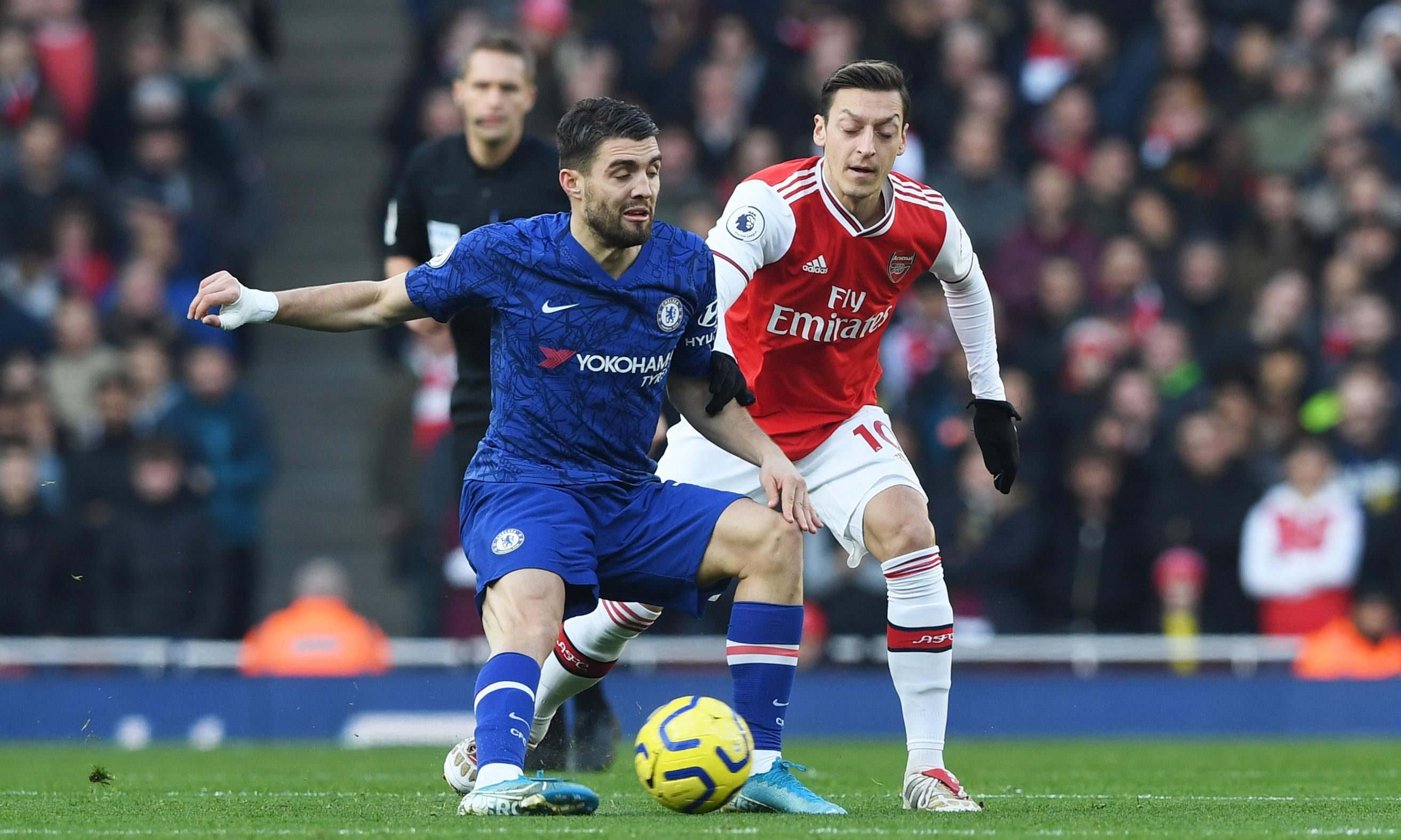 Arsenal 1-2 Chelsea: five talking points from the Emirates