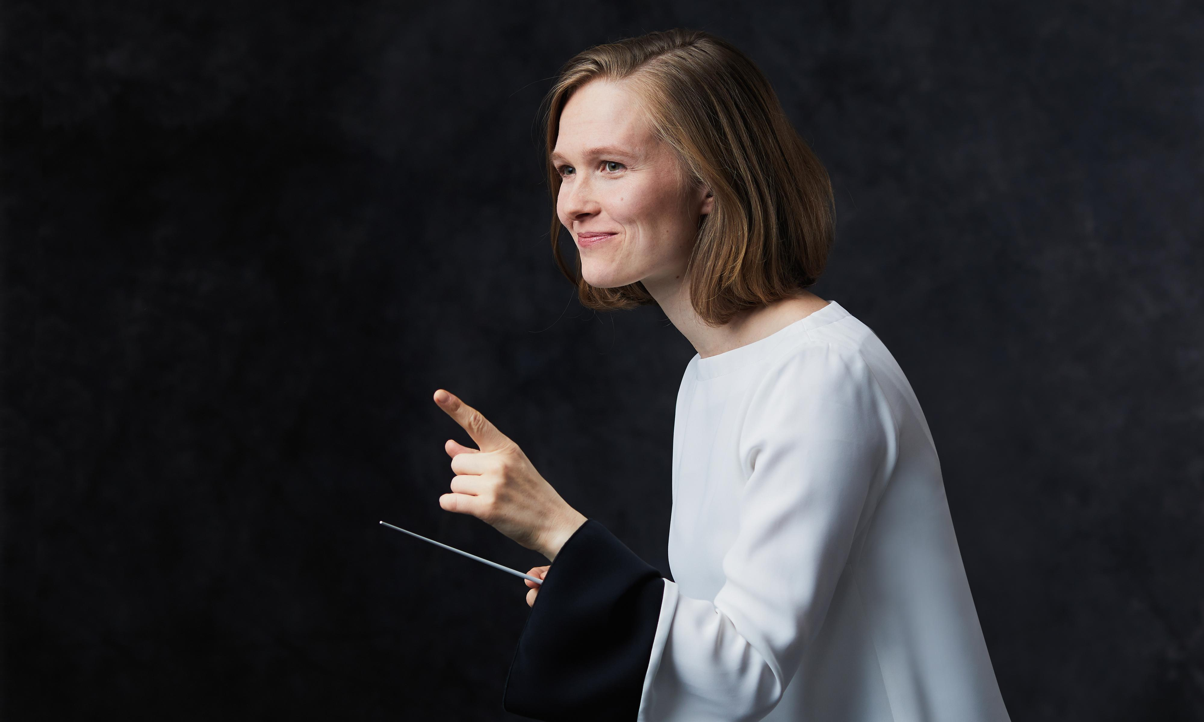 CBSO/Gražinytė-Tyla review – excitement and grandeur for epic Mahler