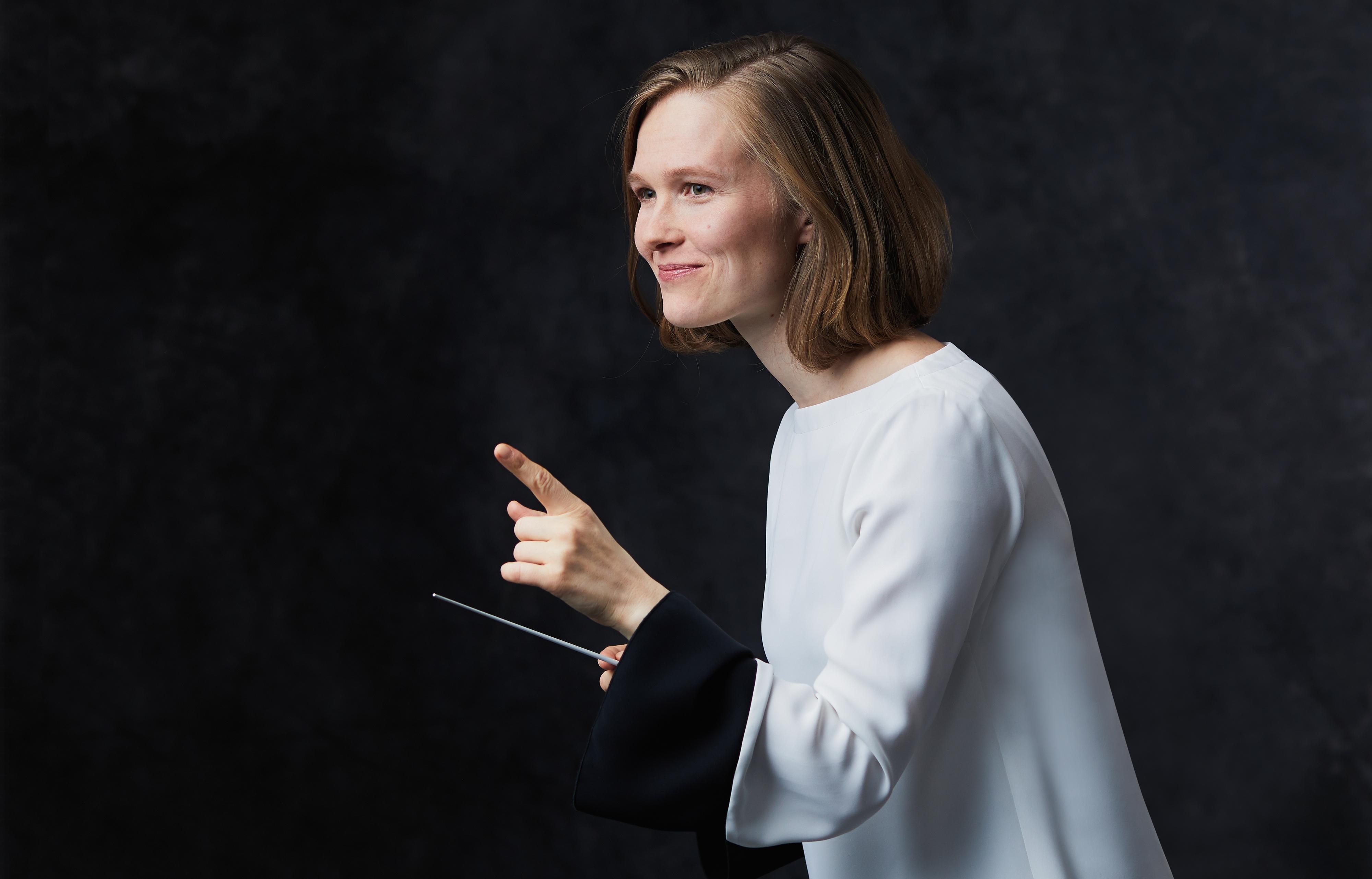 Mirga Gražinytė-Tyla: 'British orchestras don't have an easy life'