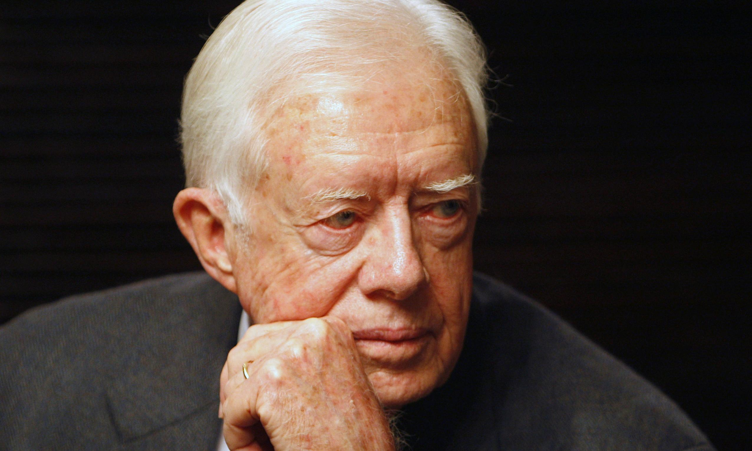 Jimmy Carter recovering in hospital after brain surgery