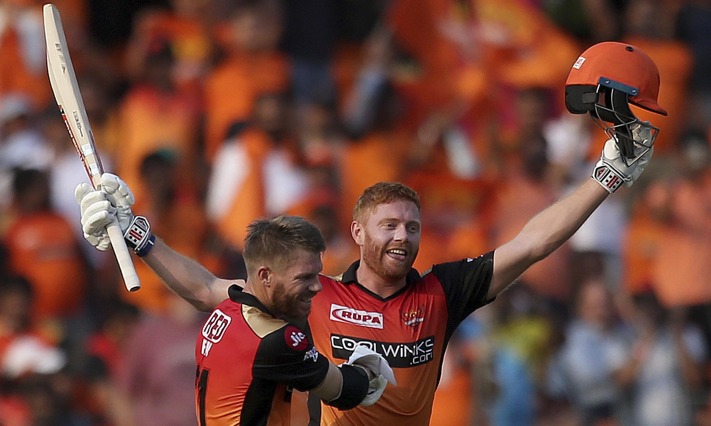 Odd alliance of Warner and Bairstow shows IPL can civilise Test cricket