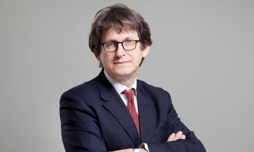 Alan Rusbridger London By David Levene 24/10/2011