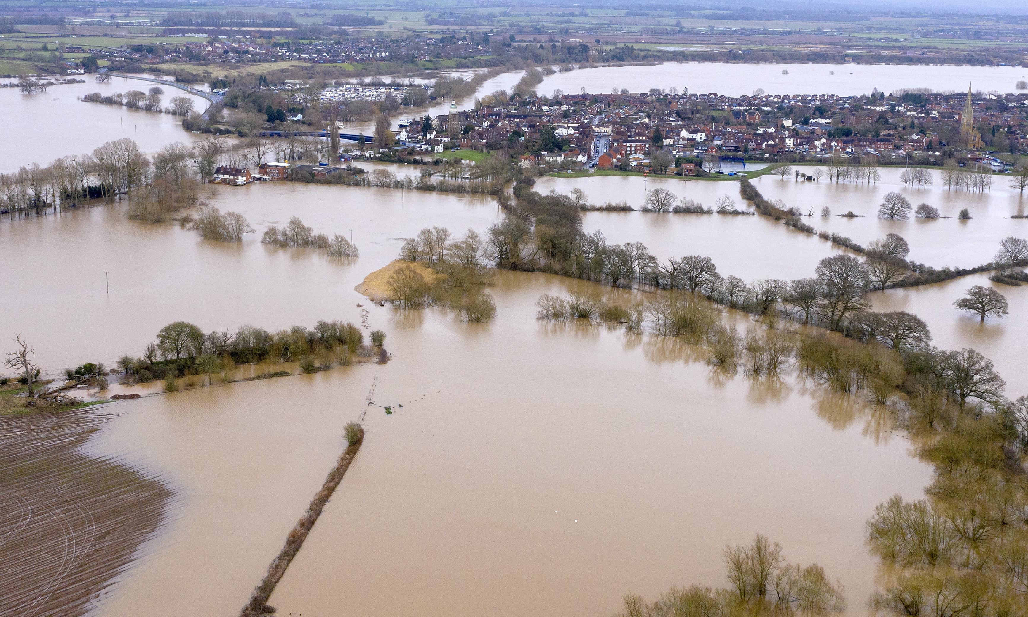 Getting a proper grip on flooding problems