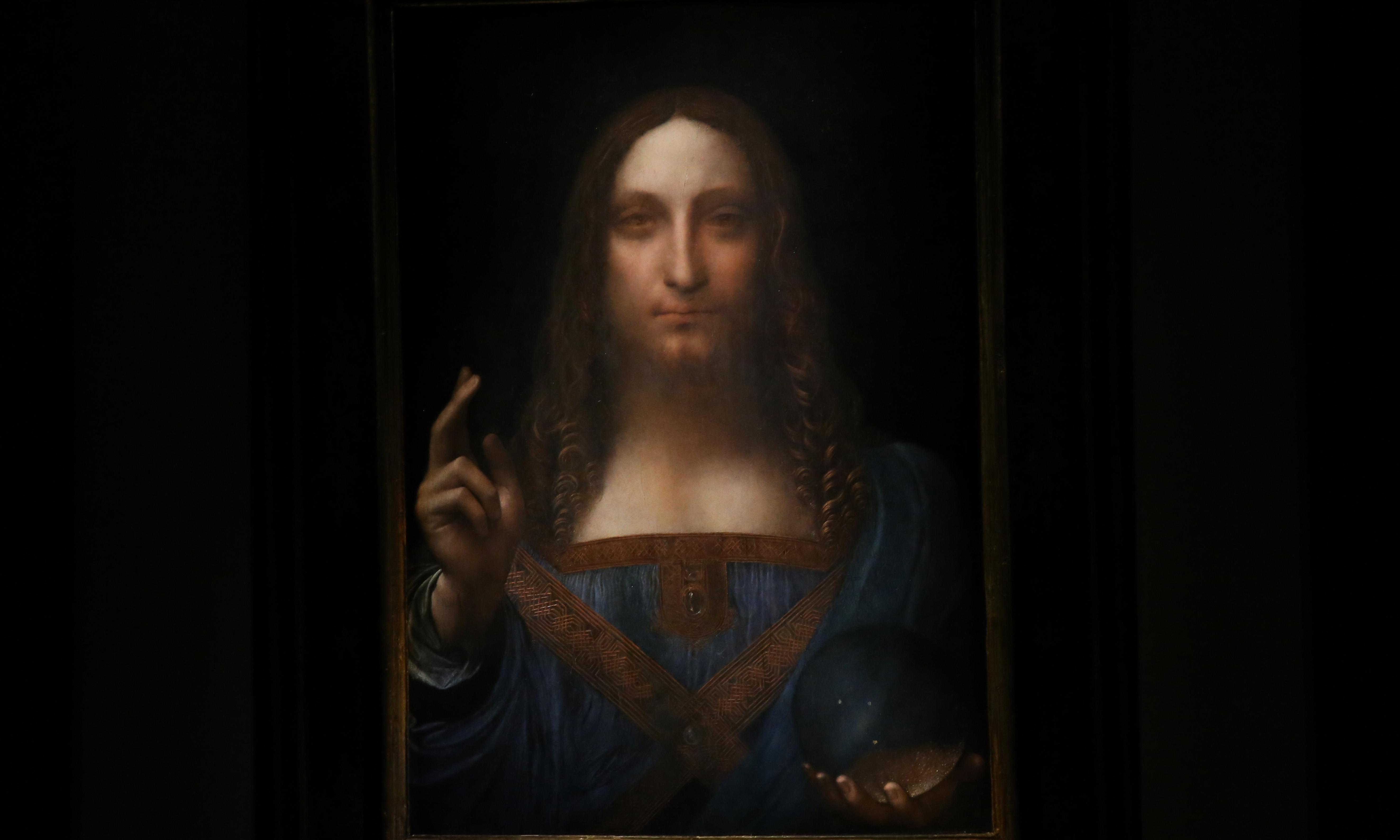Leonardo scholar challenges attribution of $450m painting