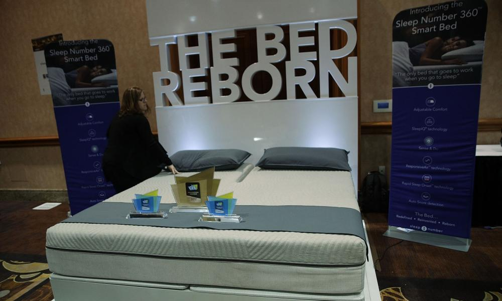 Don t lose your snooze the technology that s promising a for Bed tech 3000