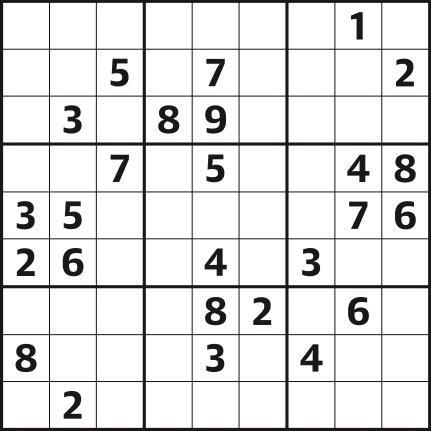 Sudoku 4,327 hard