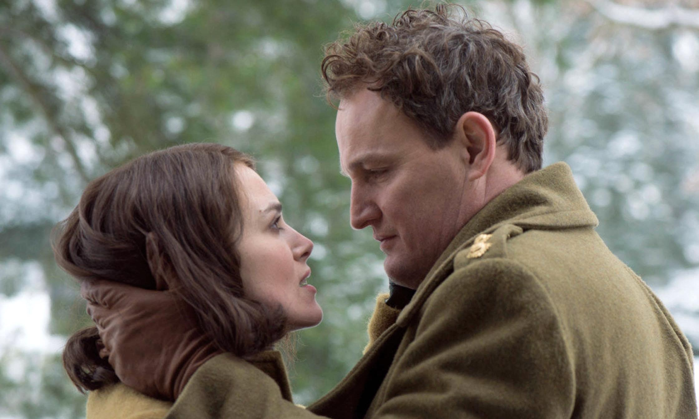 'My God, the Germans suffered': Jason Clarke on sex, war crimes and Brexit
