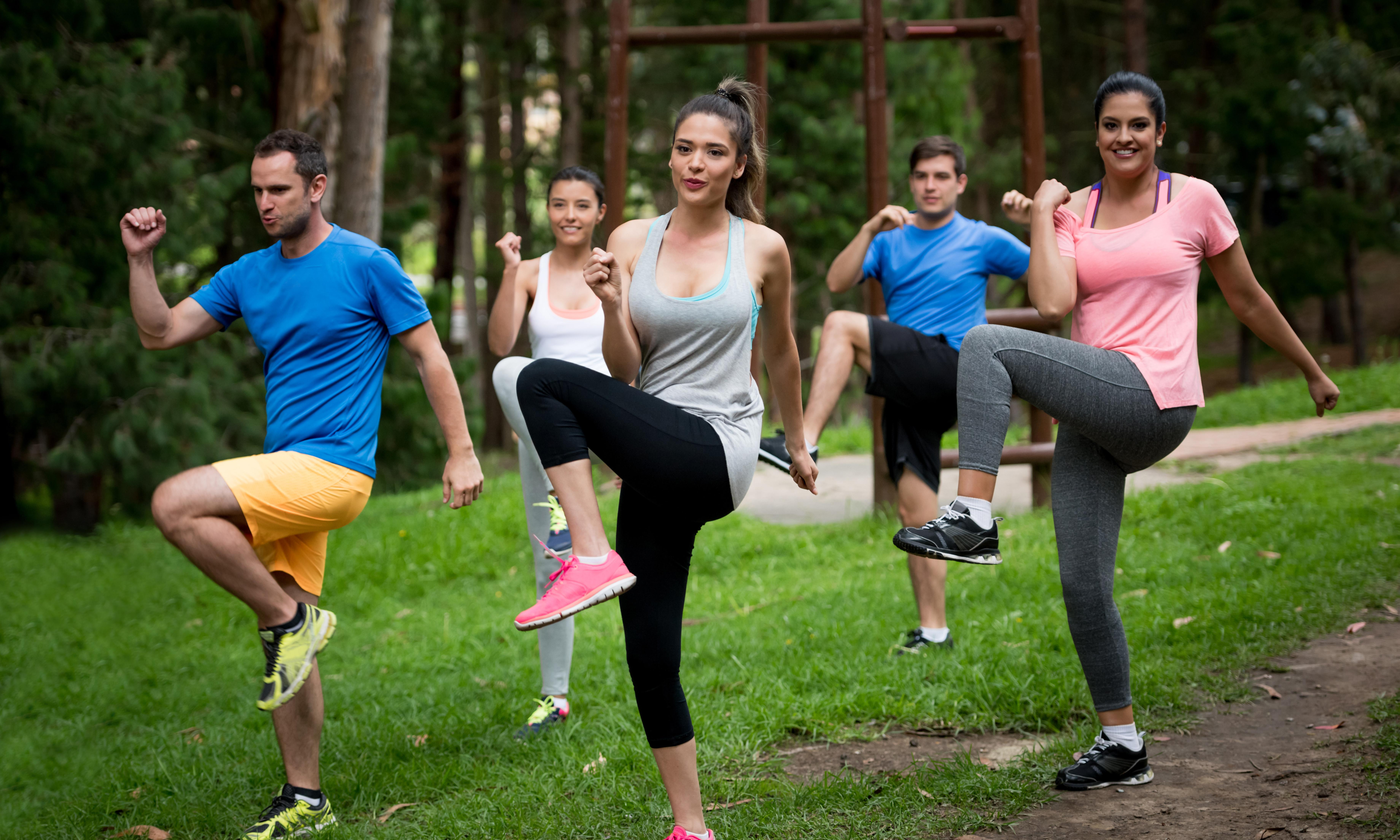 Let's stop pretending exercise is fun. Like work, you've just got to do it