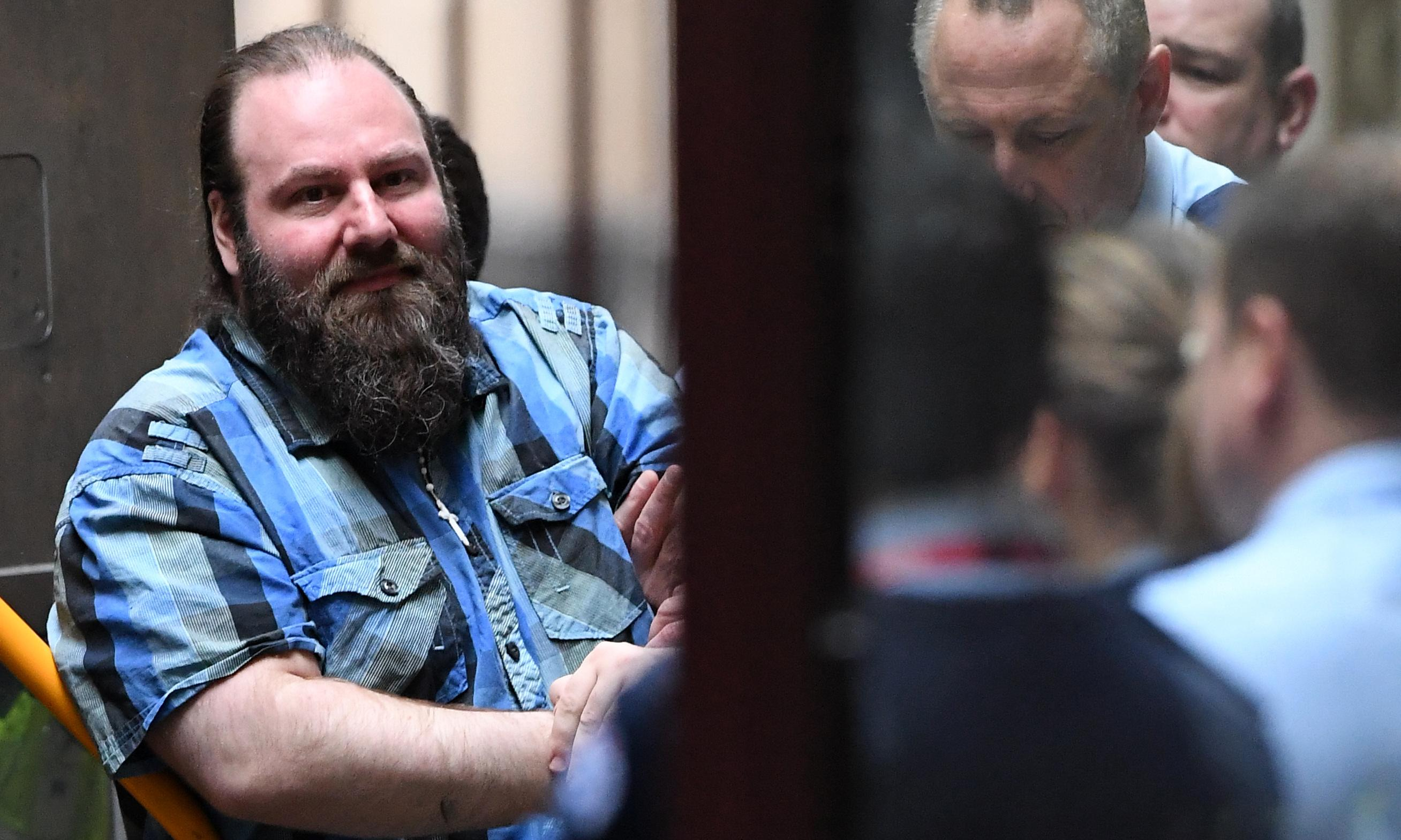 Accused rightwing terrorist researched recipe for mace and bombs, court hears