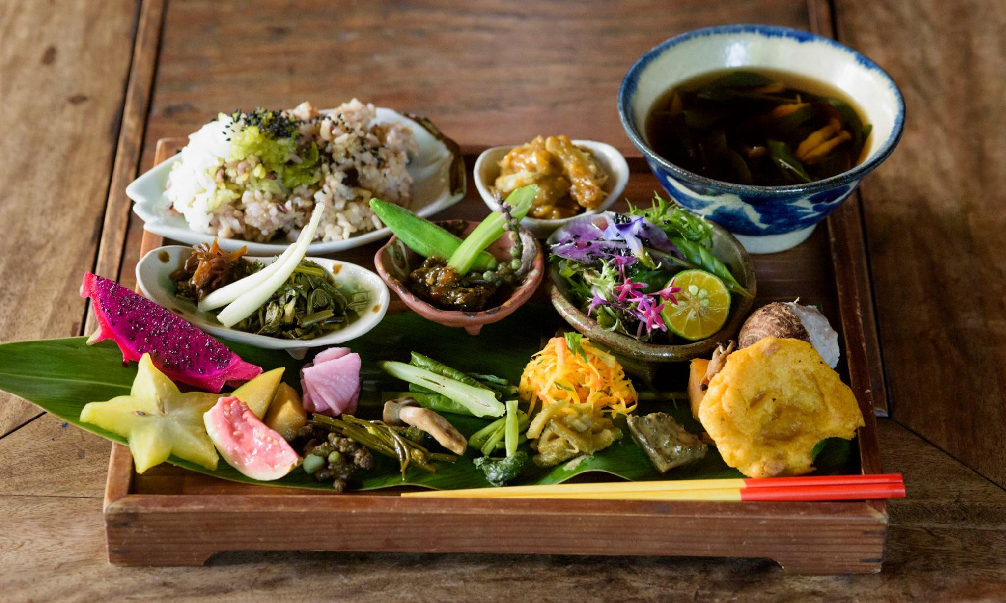 Vegging out: why eating Okinawa-style is the healthy option