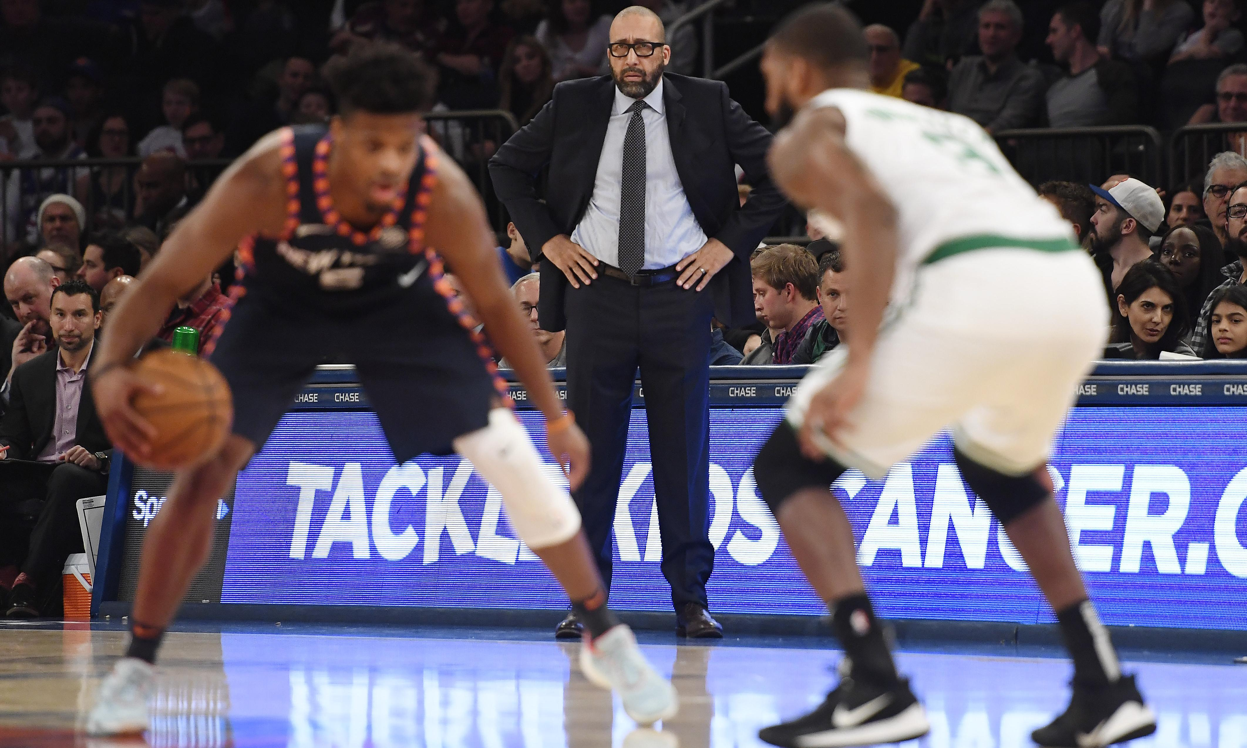 David Fizdale was another example of the tragedy of the Knicks' bad taste