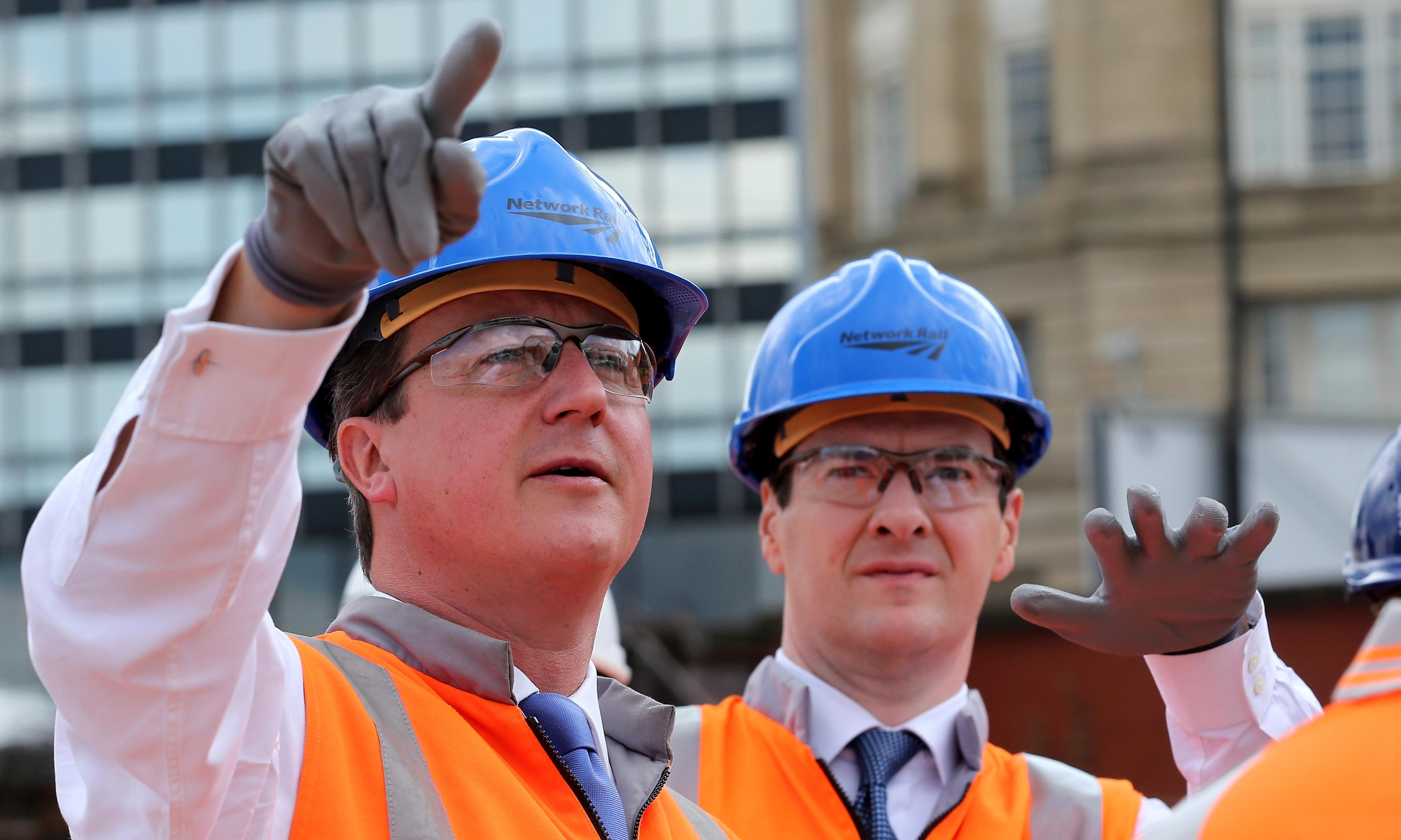 What has the 'northern powerhouse' actually done for the people of the north?