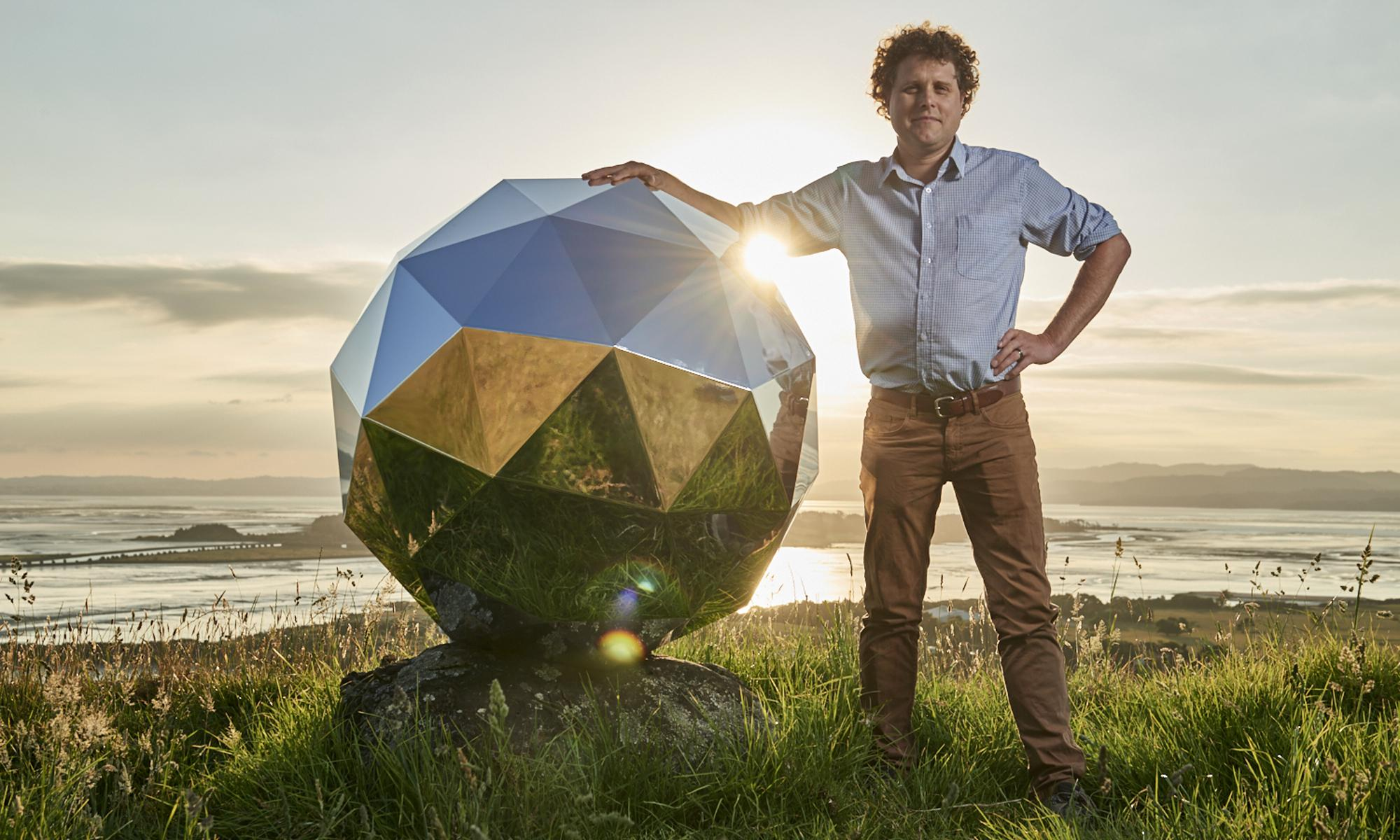 One man's mission to conquer space