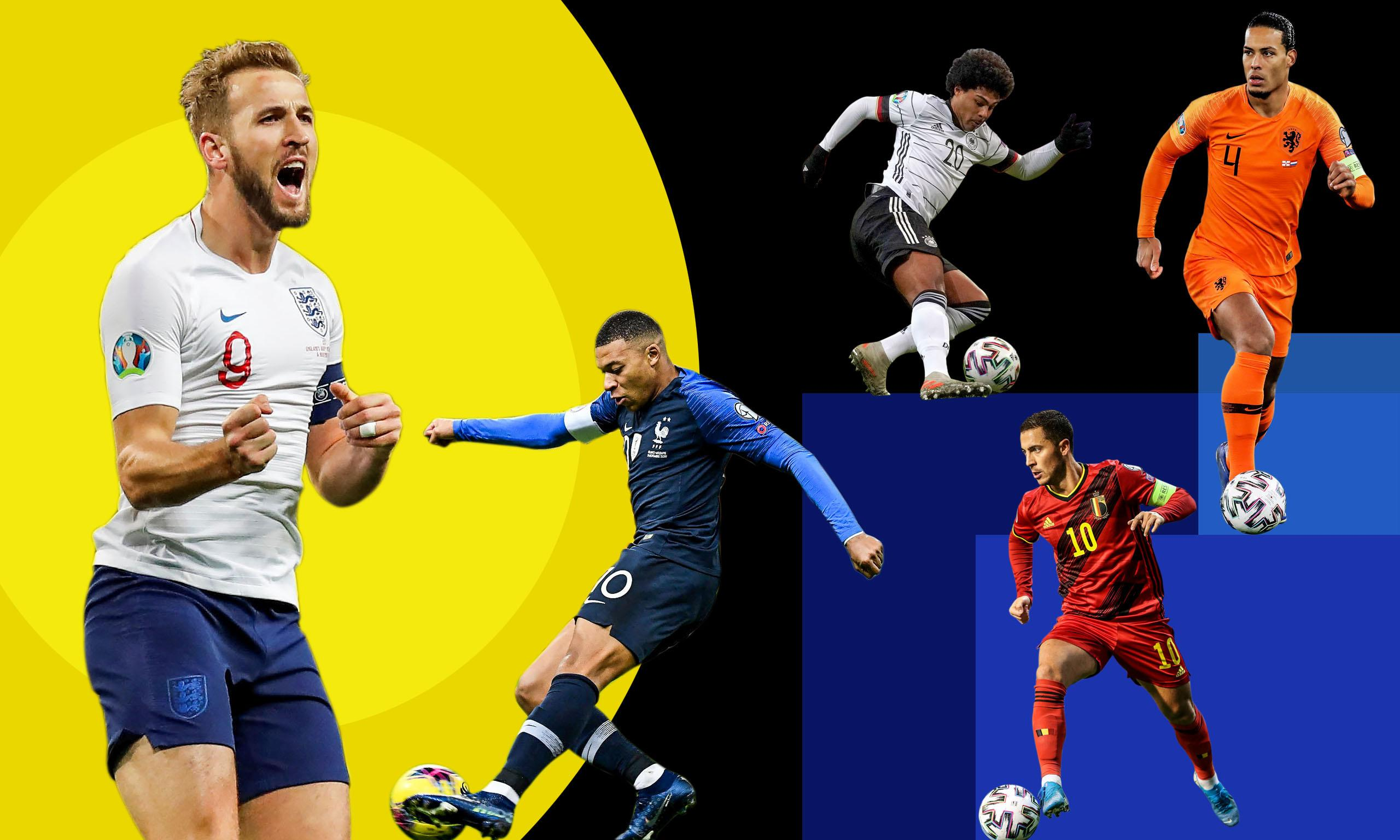 Euro 2020: group-by-group analysis for next summer's tournament