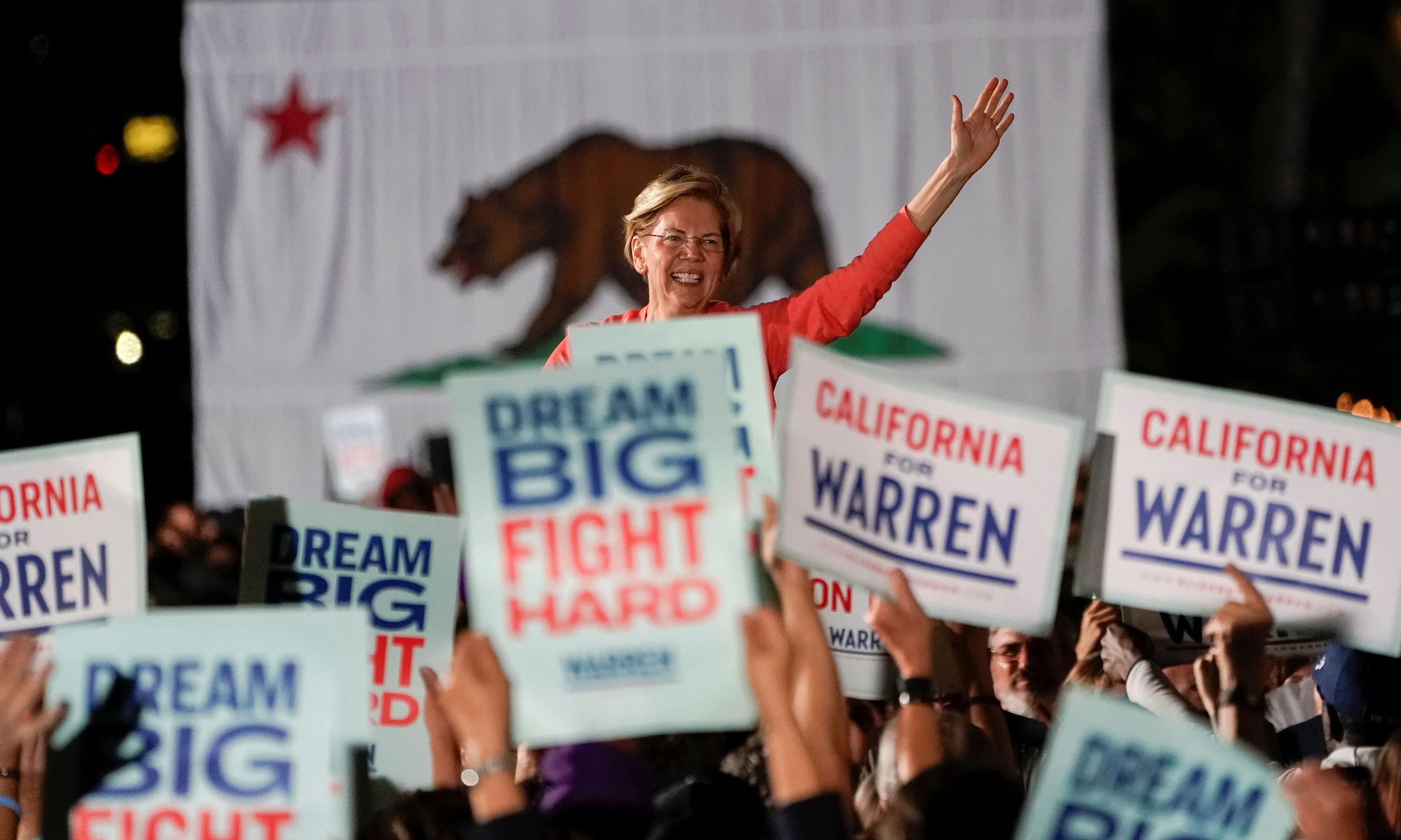 'Go Cougars!': Elizabeth Warren gave the classiest response to a rightwing troll's lie