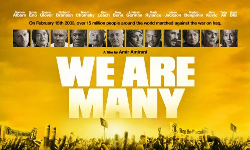 We are many. A film by Amir Amirani.