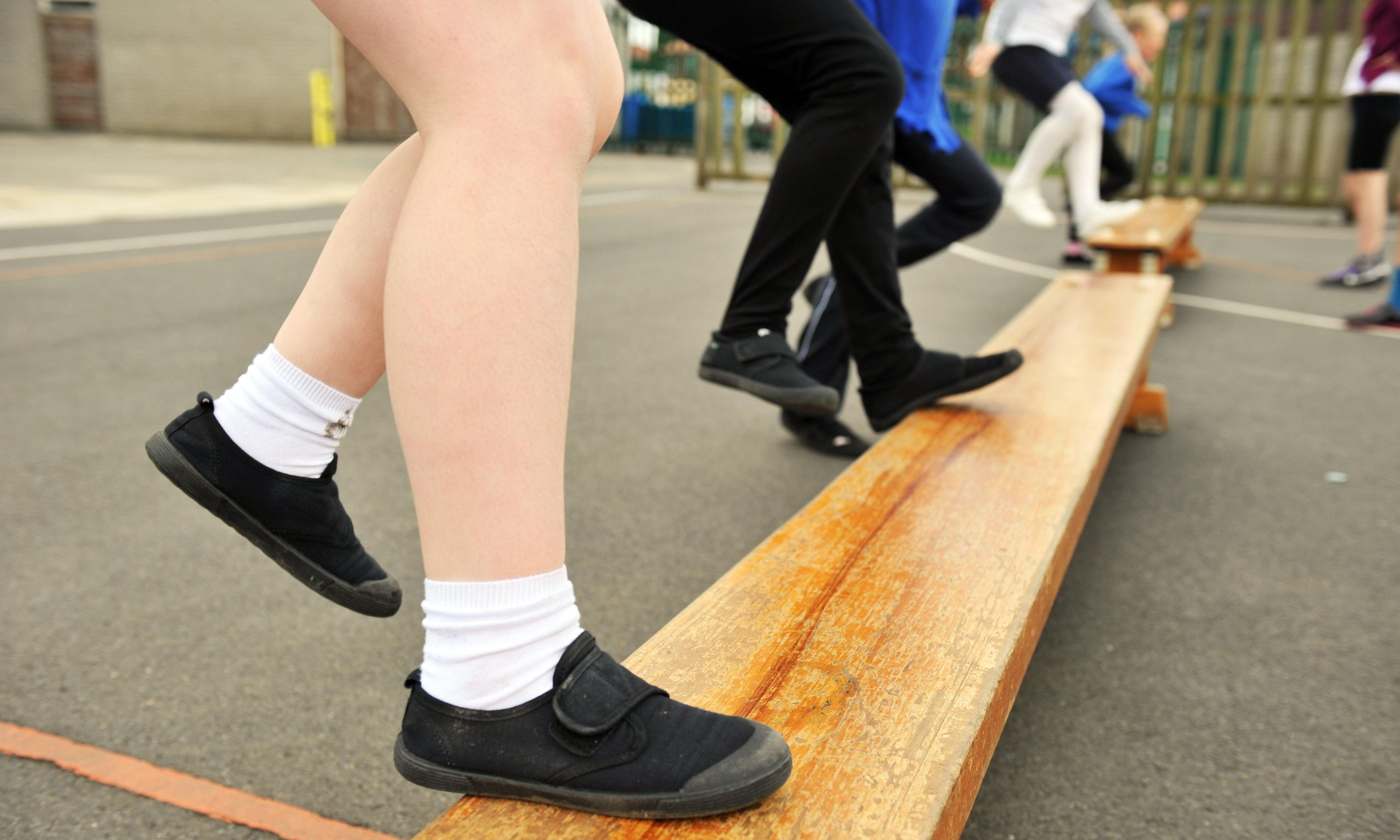 Sport leaders call for more cash to boost children's exercise