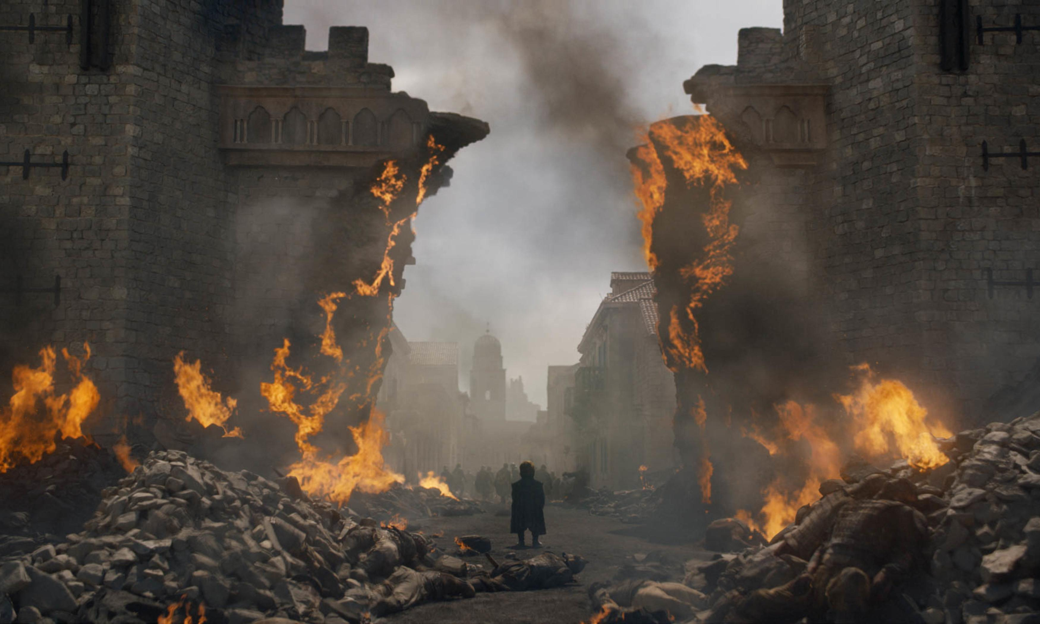 'Satisfying', or 'a travesty'? Fans torn over Game of Thrones finale