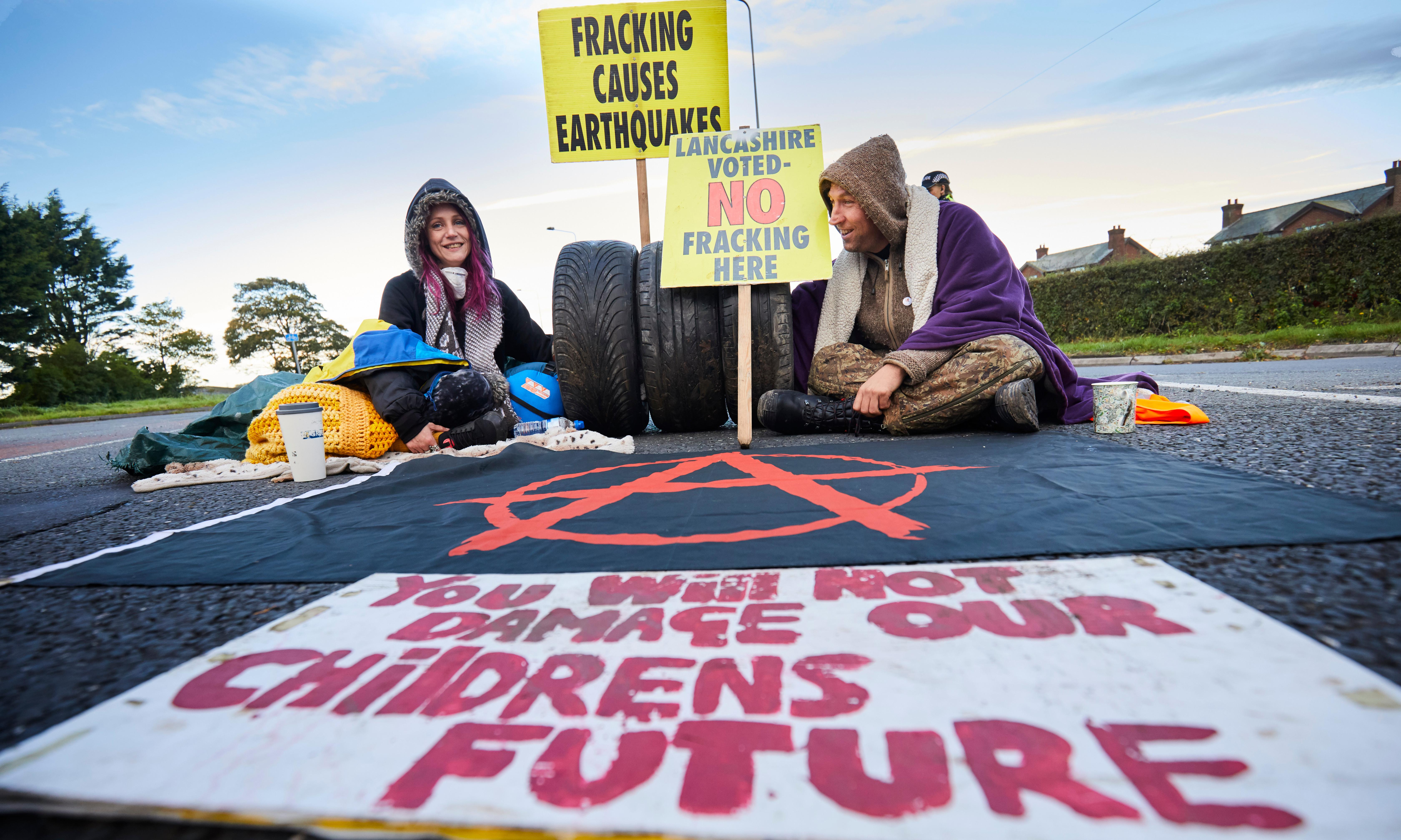 Fracking plan 'will release same C02 as 300m new cars'