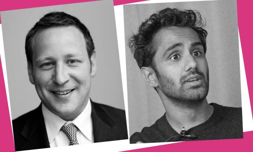 Ed Vaizey and Rohan Silva - Why we need creativity for growth