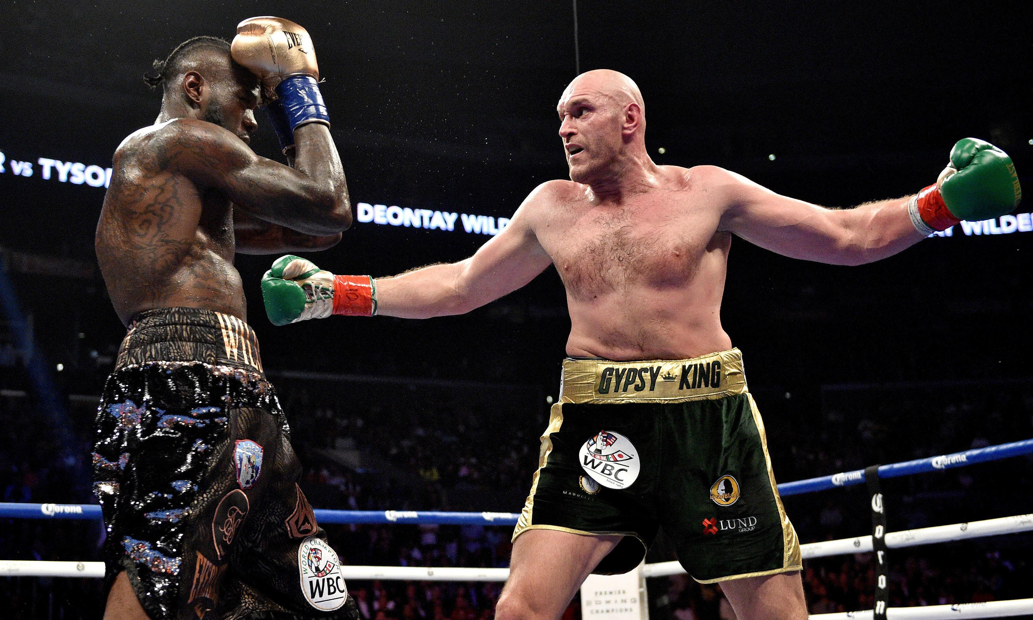 Wilder-Fury I: the seven moments that defined their gripping first fight