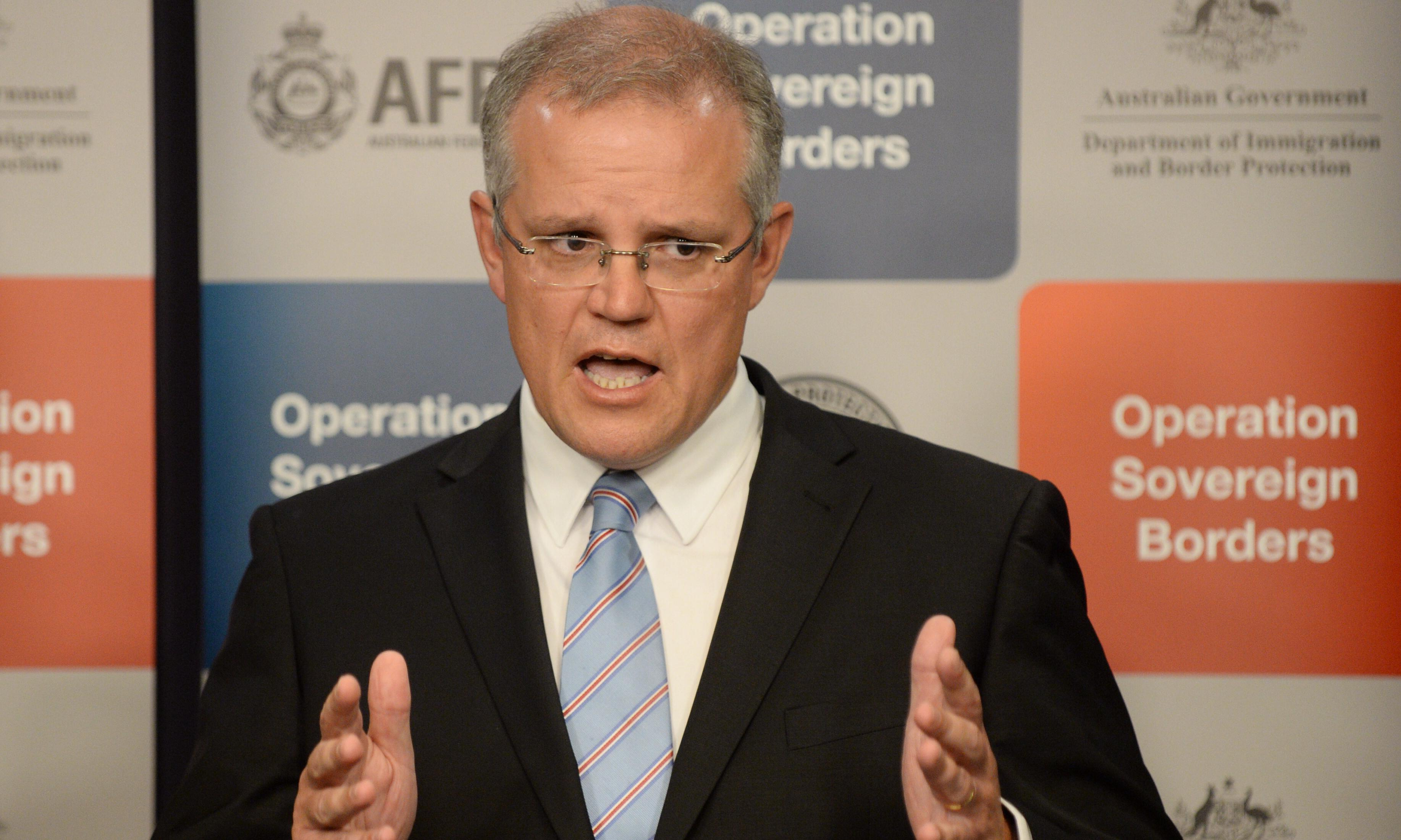 Scott Morrison's single-mindedness when immigration minister is a frightening trait