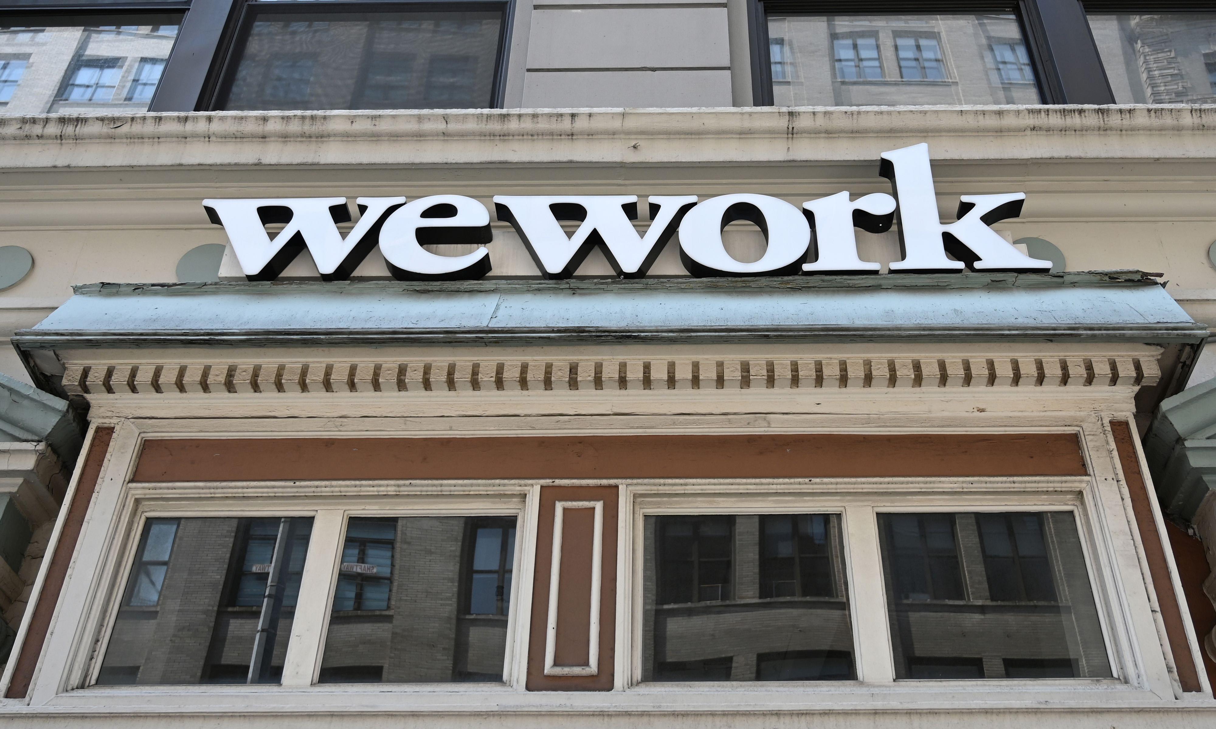 WeWork looks like a bubble waiting to burst