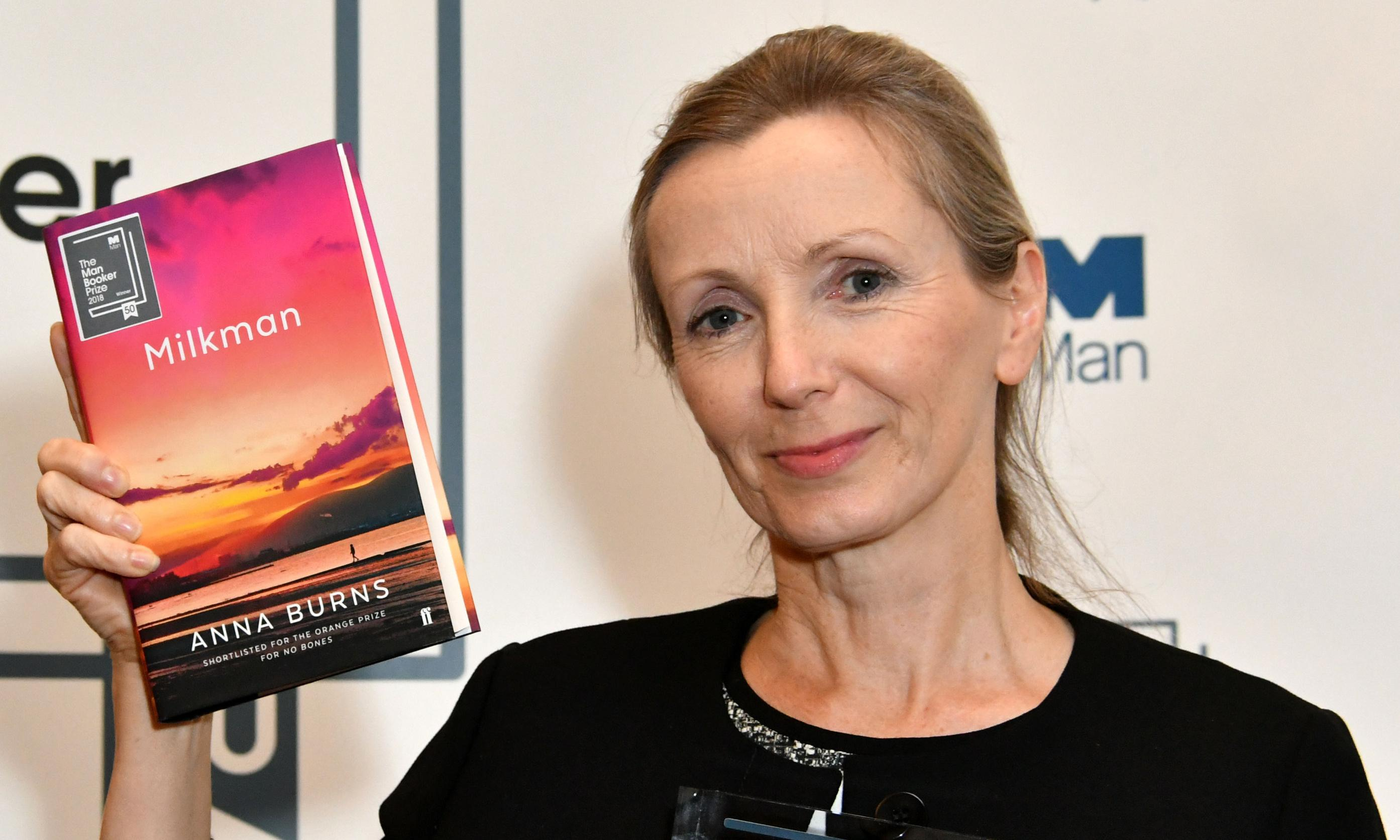 Anna Burns wins Man Booker prize for 'incredibly original' Milkman