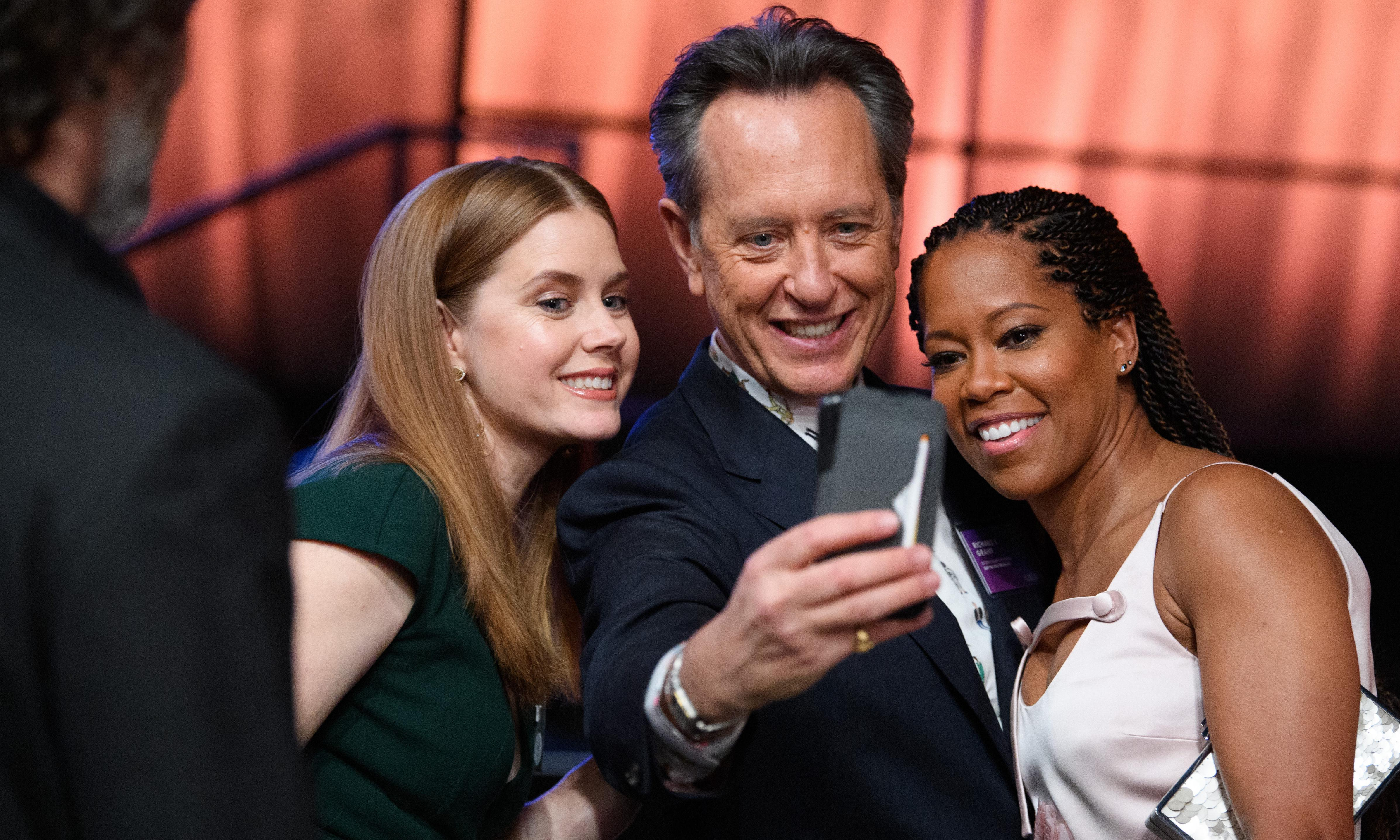 Richard E Grant's Oscar glee: ingenue or a crafty campaigner?
