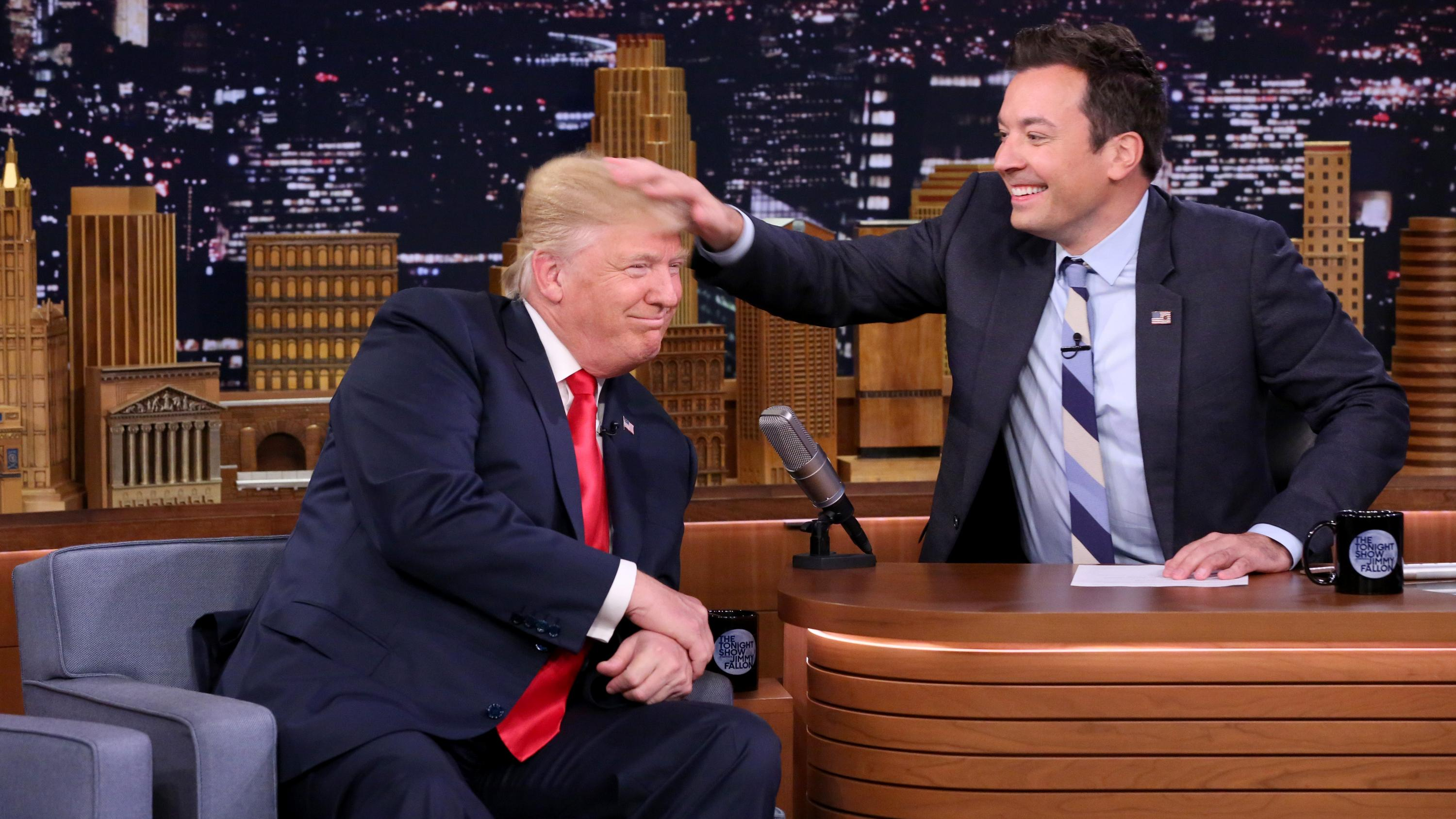 How Fallon fell: why is the late-night host floundering in Trump's America?
