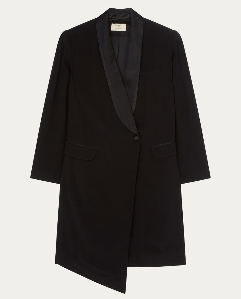 Dress, £290, by ba&sh.