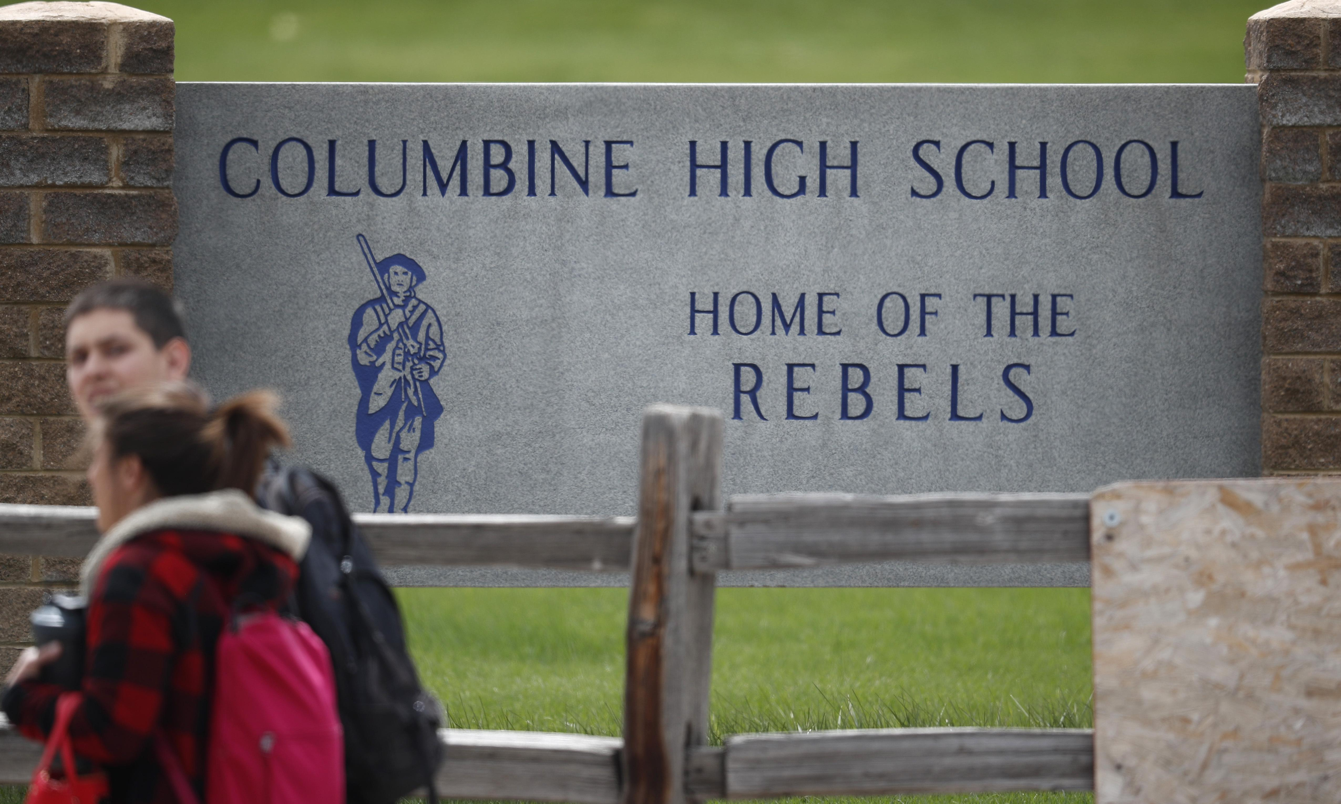 Denver schools closed as police search for woman accused of threats against Columbine