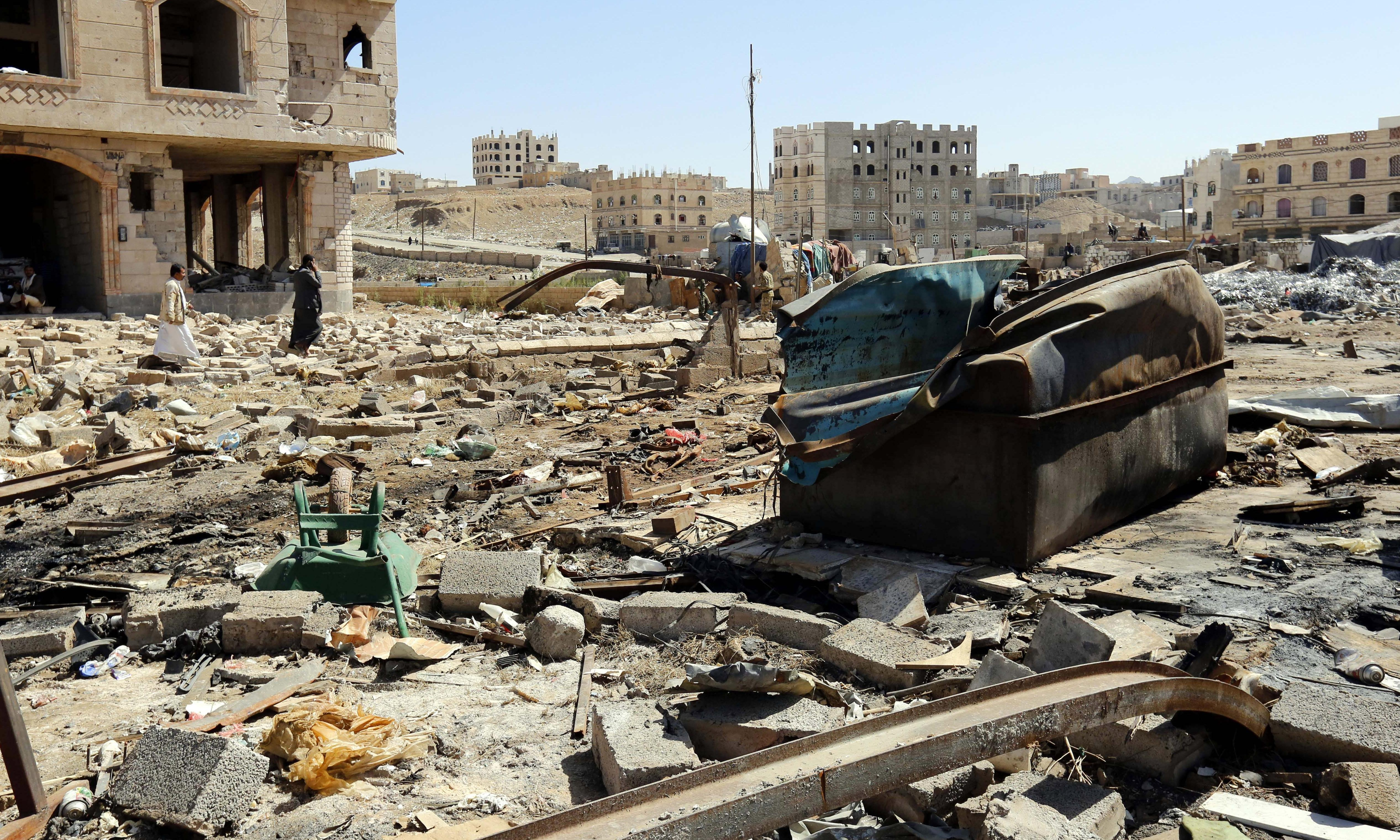 Positive moves on the conflict in Yemen