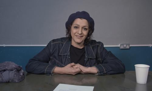 Meera Syal in Wolverhampton for Brexit Shorts