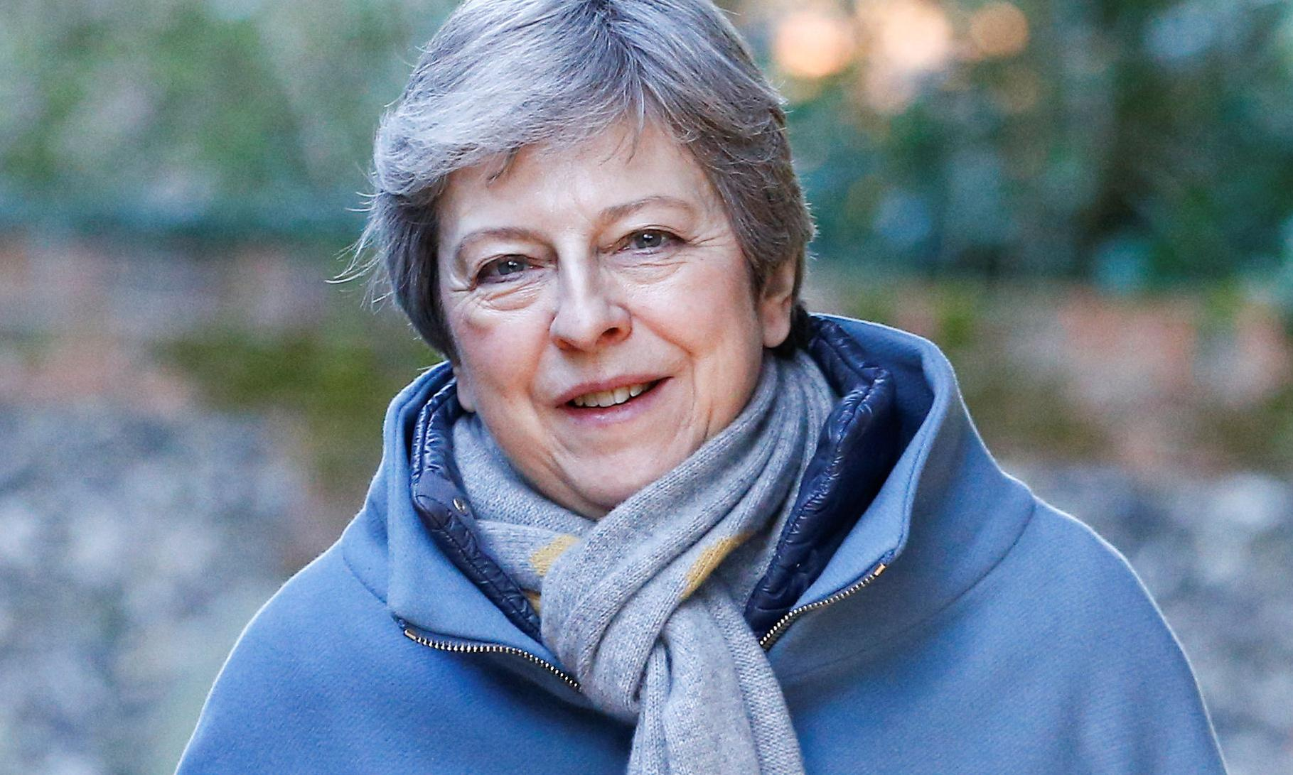May in make-or-break bid to gain DUP support for her Brexit deal
